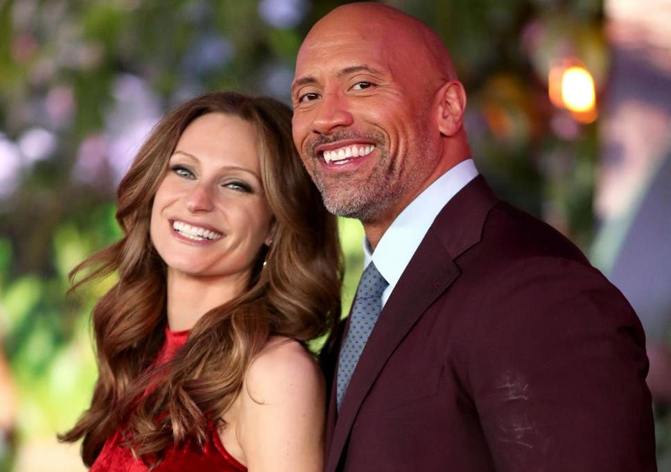 The Rock Dwayne Johnson Shares Photos Of Hawaiian Wedding To