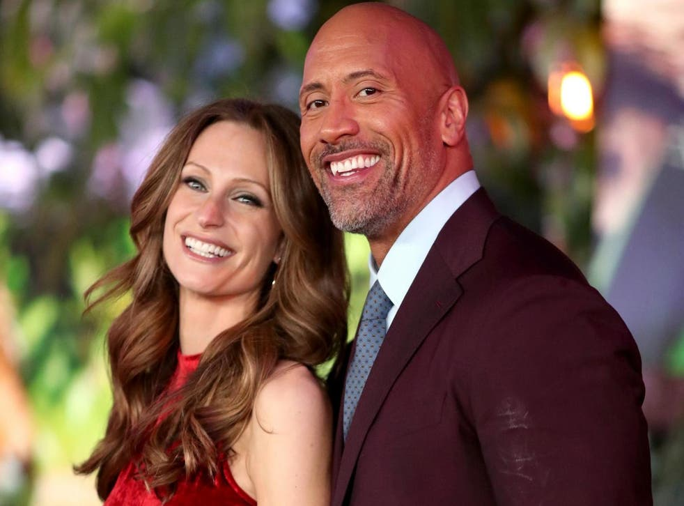 the rock dating