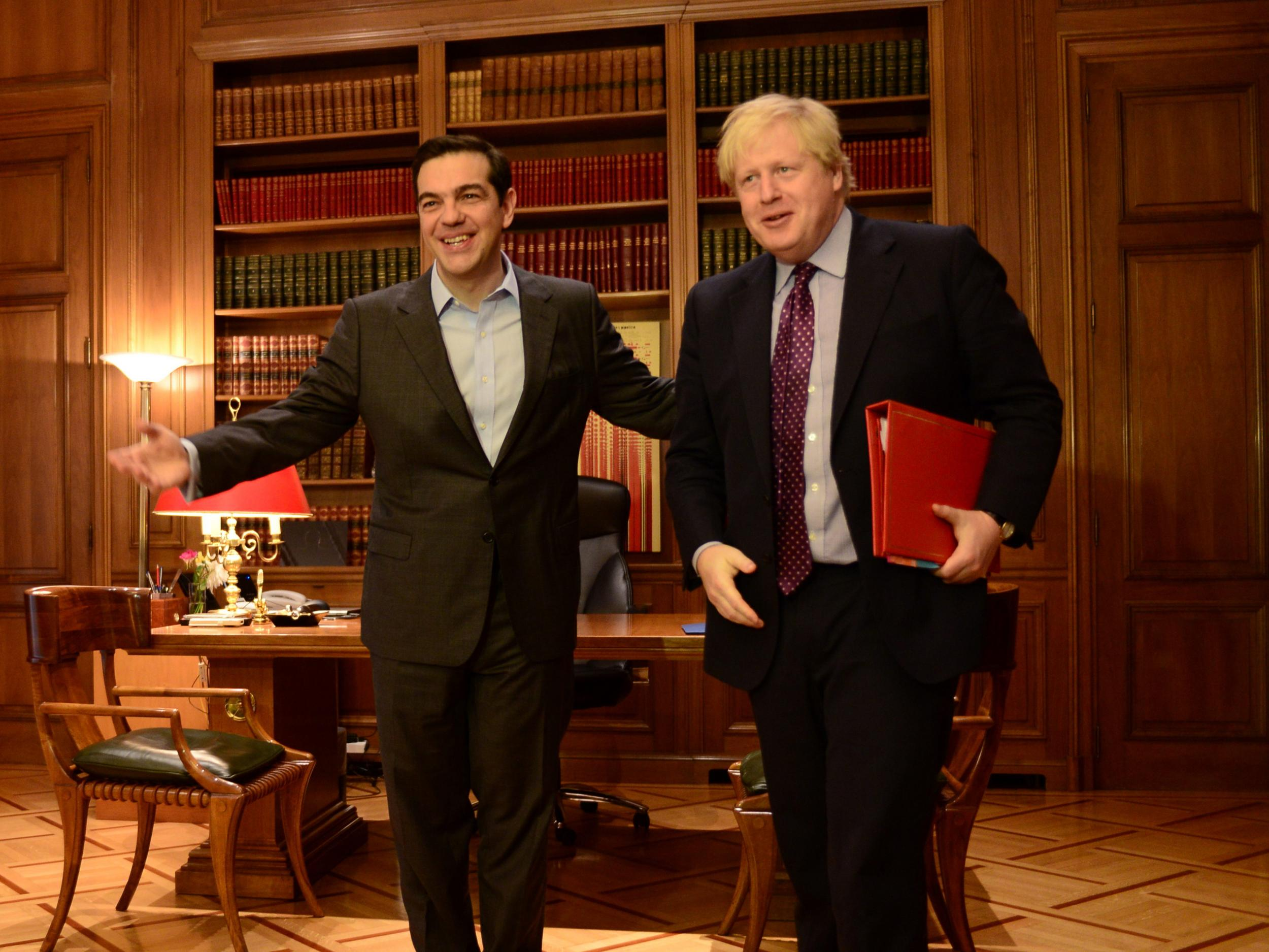 Boris Johnson will be the Alexis Tsipras of 2019. Here's why