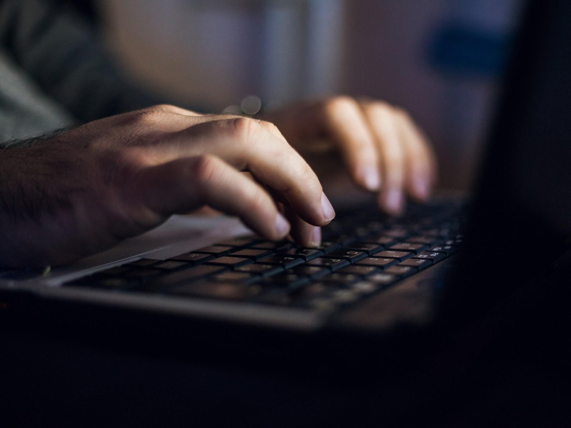 Hackers can figure out passwords just from the sound of typing