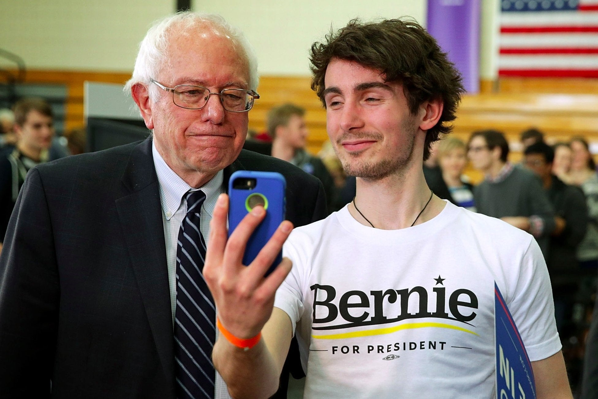 The Bernie Bro is dead – but people are still trying to resurrect him
