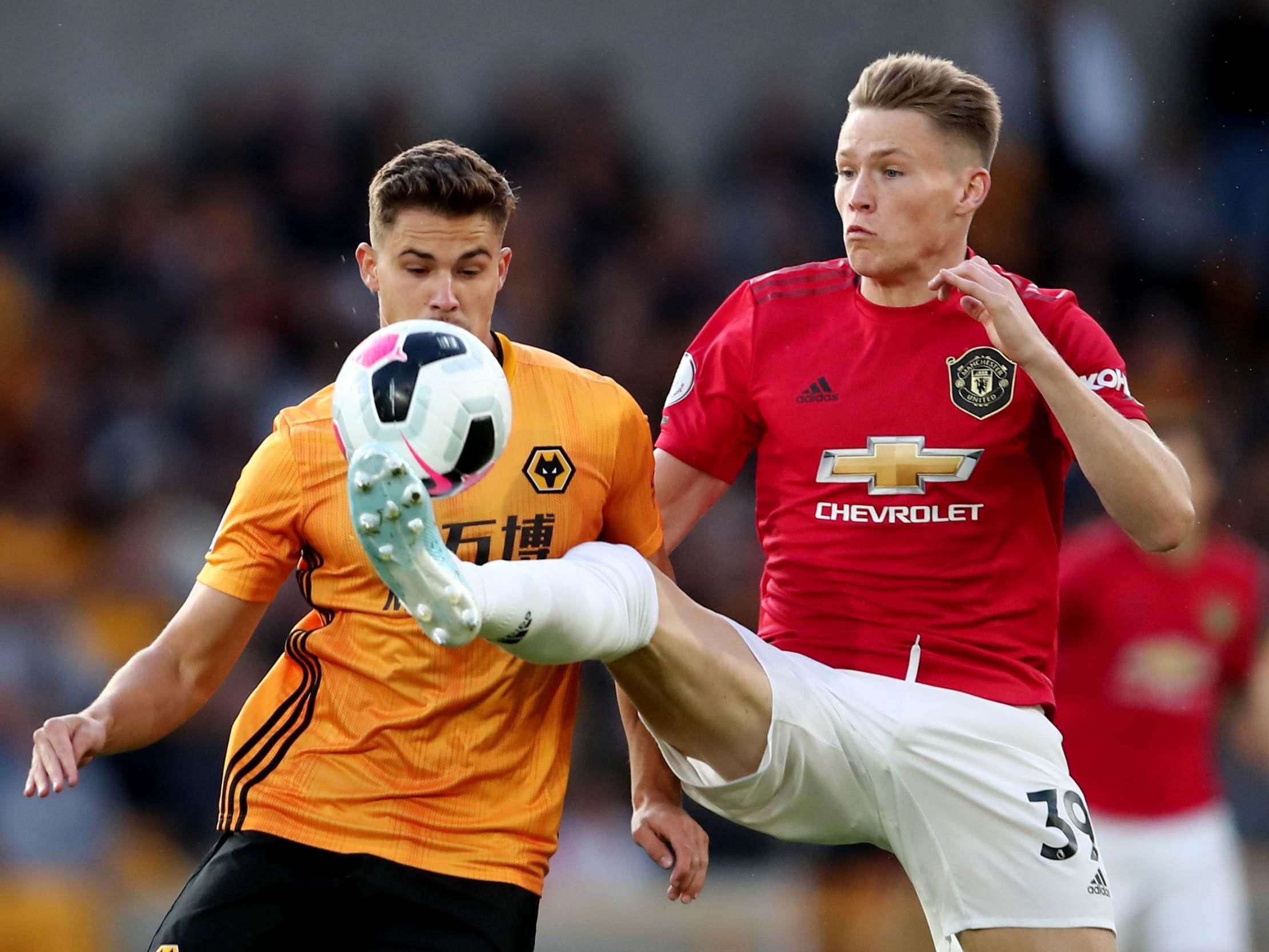 Wolves vs Manchester United LIVE: Stream, score, goals ...