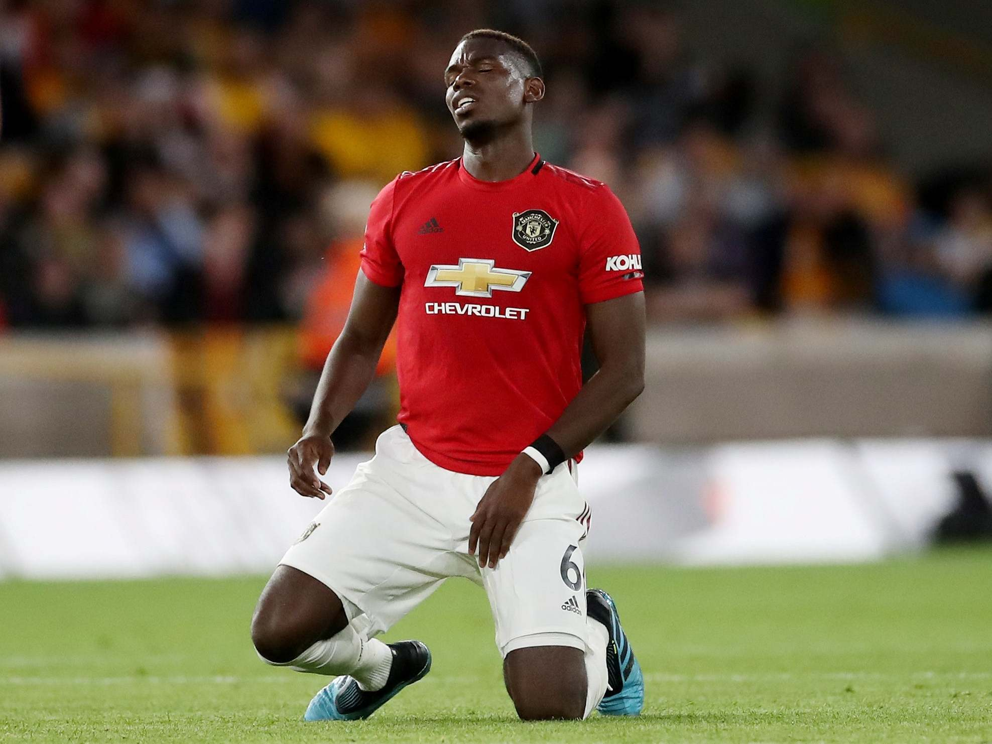 Wolves vs Manchester United LIVE: Stream, score, goals, latest updates and team news
