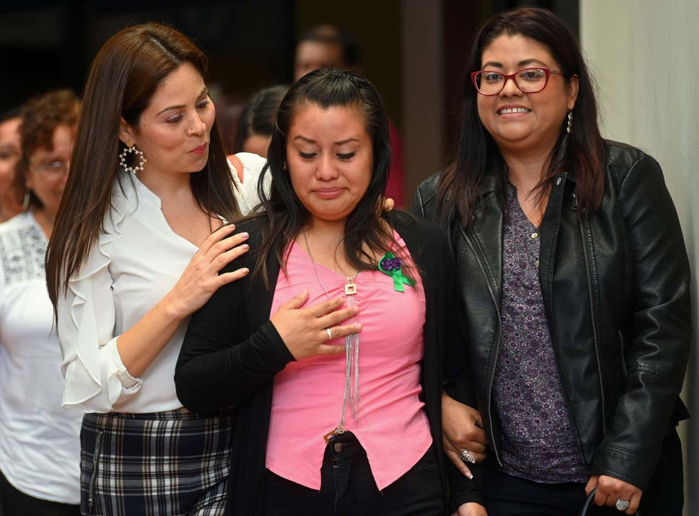Miscarriages and stillbirths in El Salvador are often treated as suspected abortions, which have been legally regarded as murder since 1997