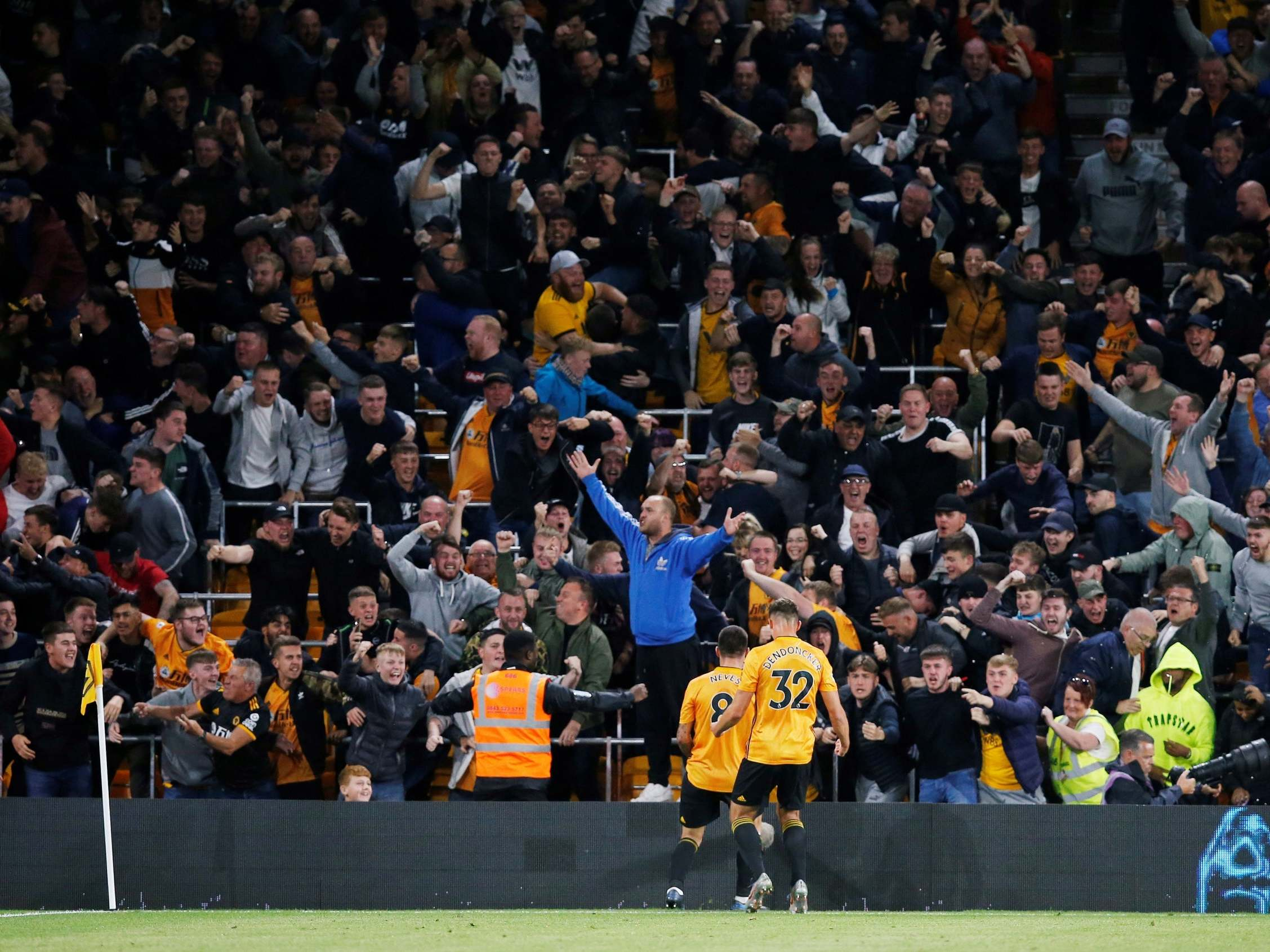 'F*** VAR!': Wolves fans vent fury as Nuno Espirito Santo demands solution to avoid losing football's passion