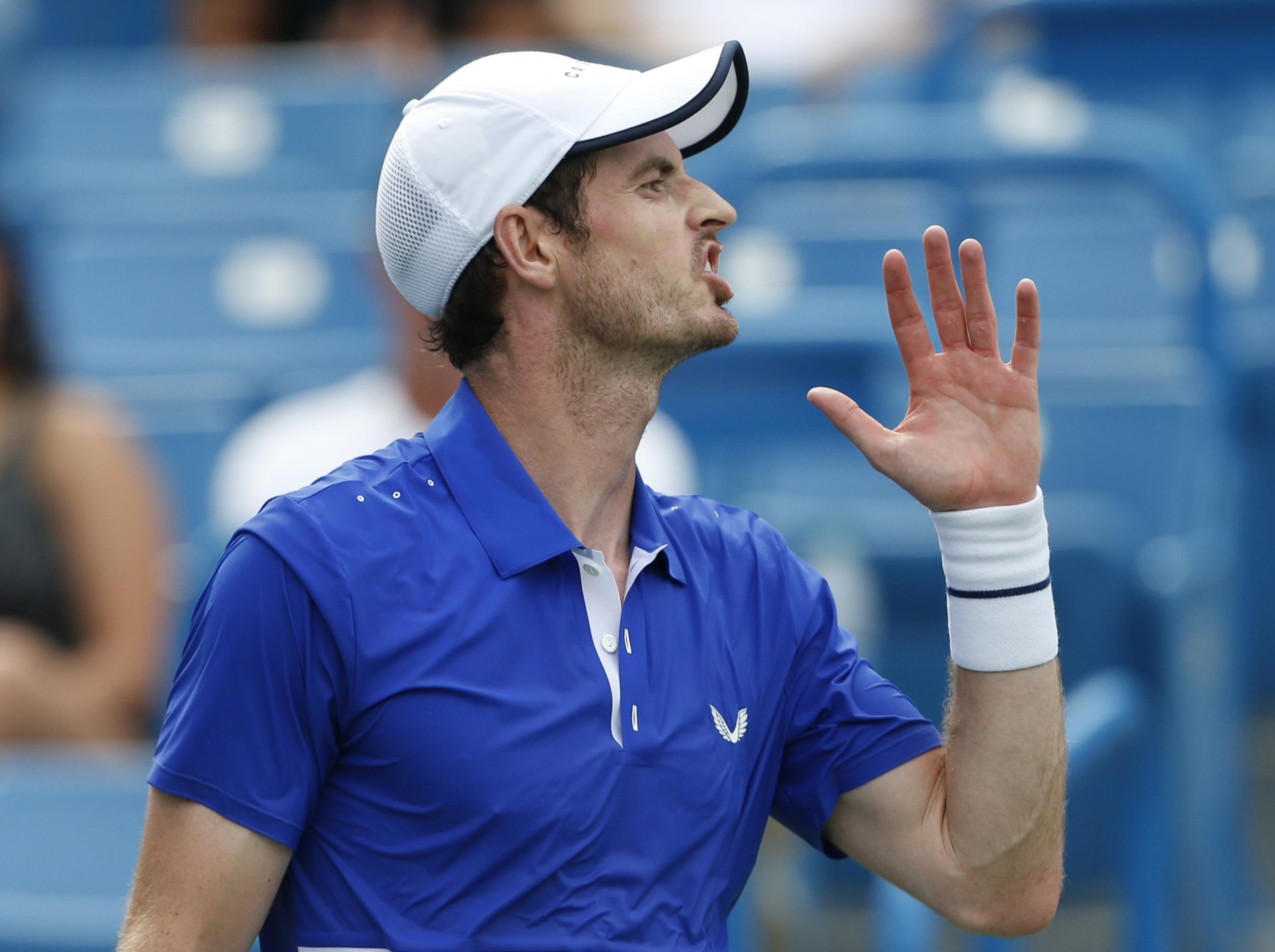 Andy Murray considers playing Challenger events as he continues singles comeback from injury