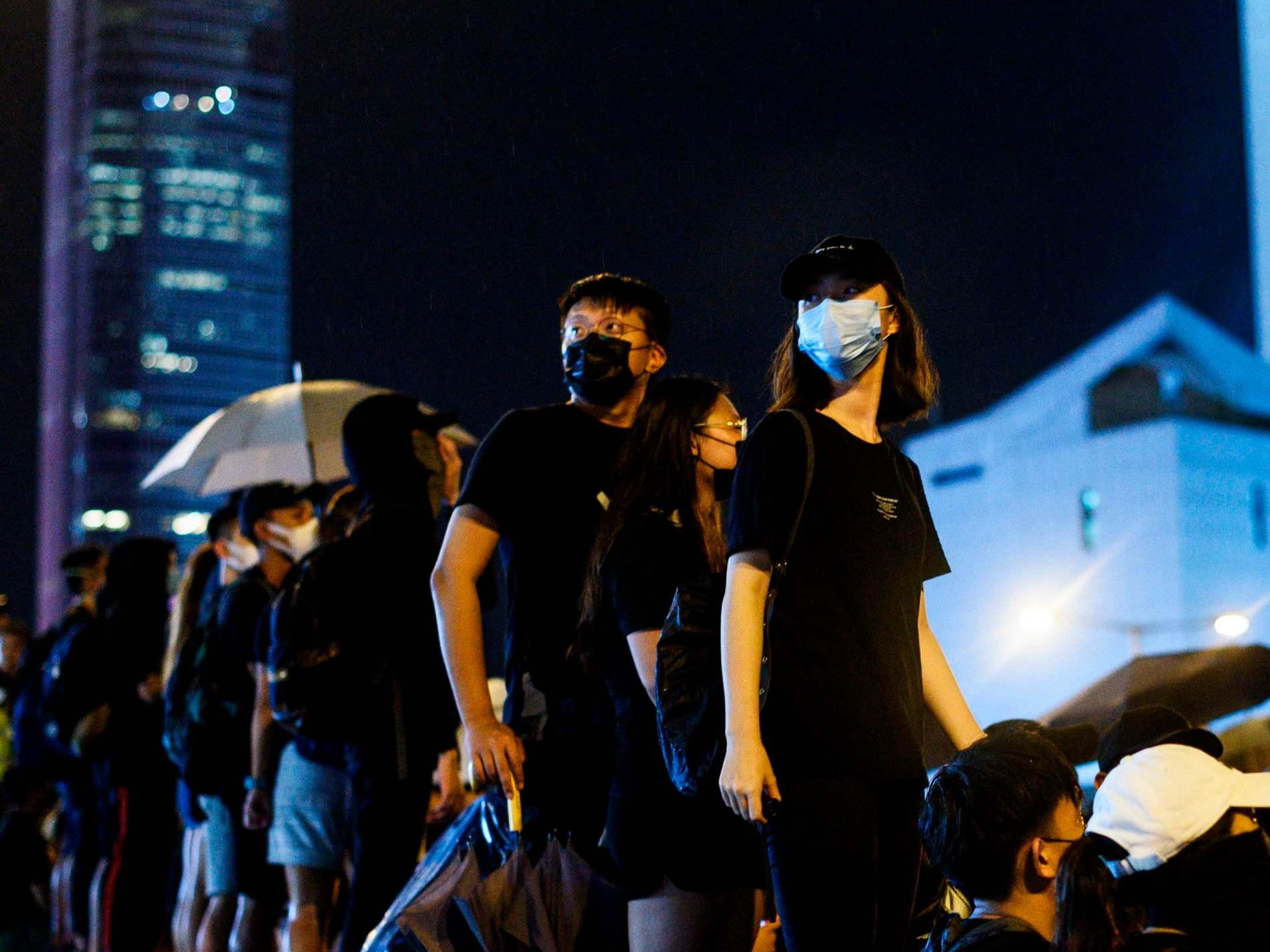 Hong Kong: China is spreading disinformation about pro-democracy protests, Facebook and Twitter say