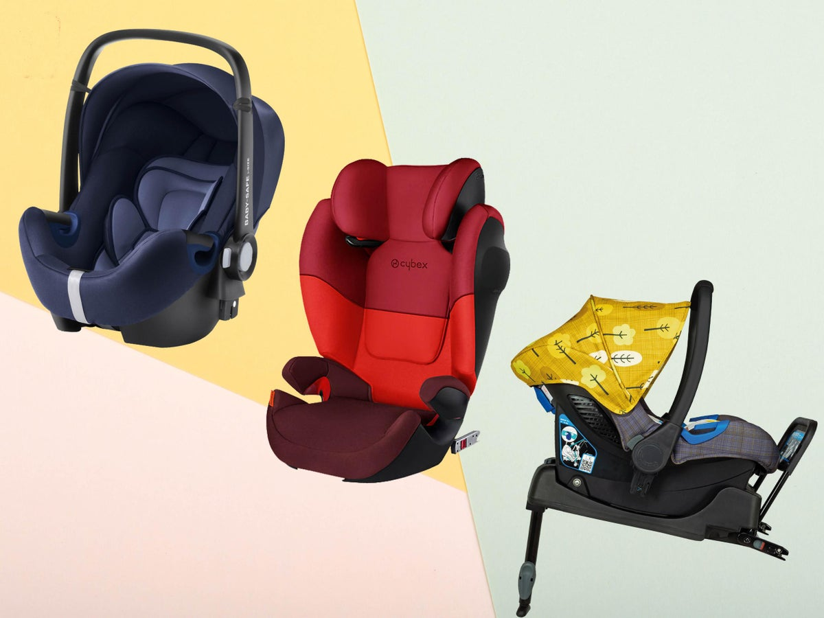 How to choose the best car seat for your baby, toddler and child | The Independent