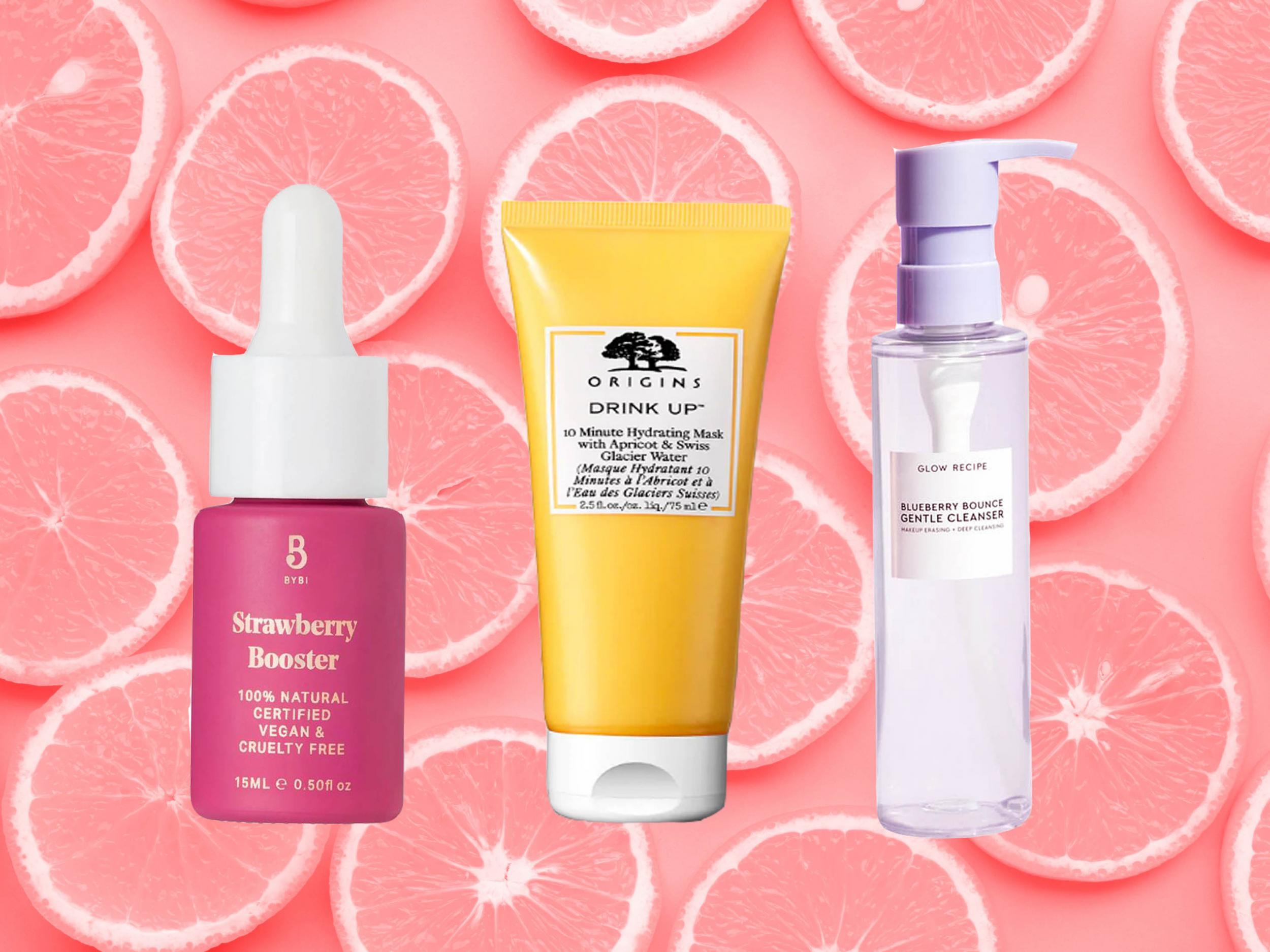 10 best fruit-based skincare products that are packed full of antioxidants