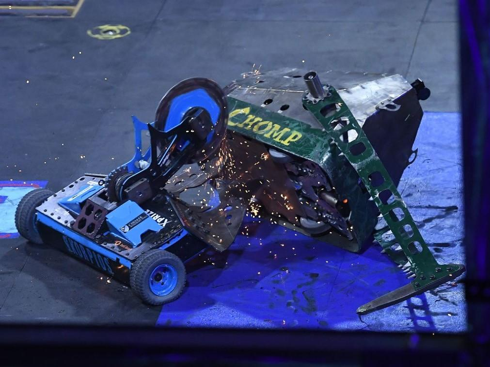 YouTube removes videos of robots fighting for 'animal cruelty'