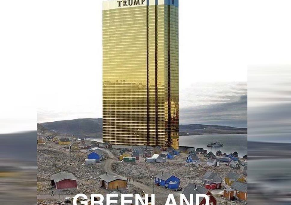 Image result for trump greenland