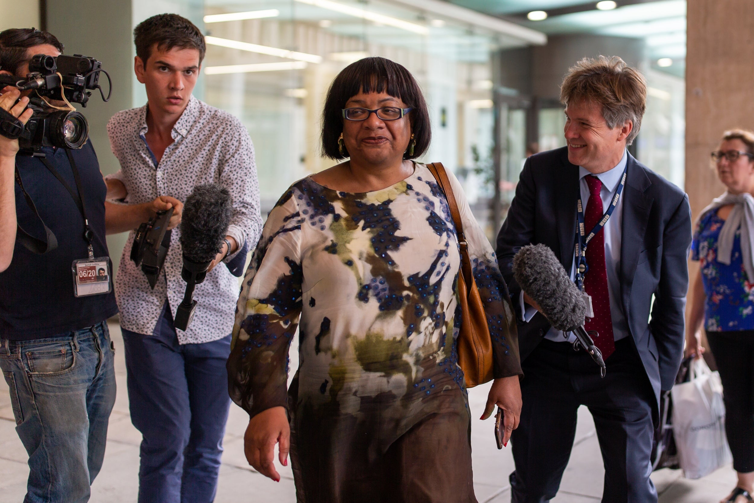 Diane Abbott - latest news, breaking stories and comment