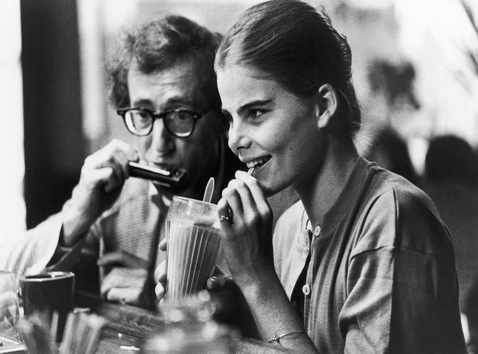 Far-fetched in the extreme: Woody Allen and Mariel Hemingway in 'Manhattan'