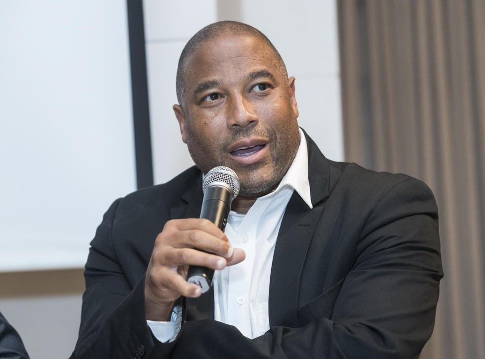 John Barnes has apologised for any offence caused
