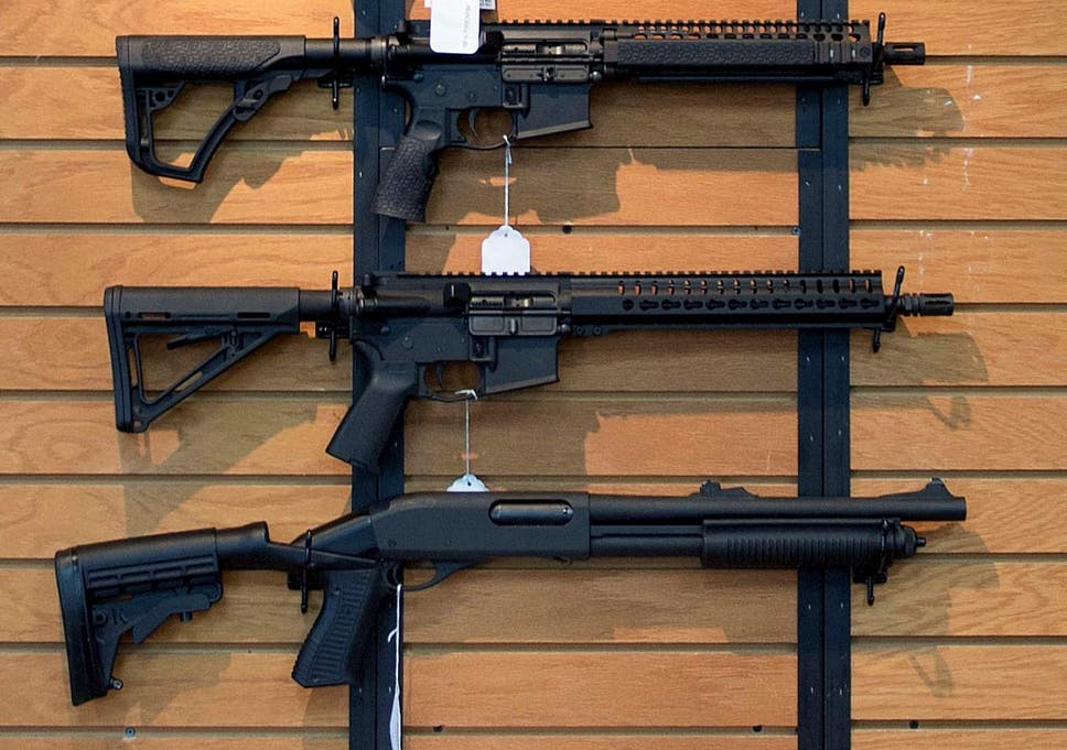 Guns listed for sale on Facebook using simple loophole | The