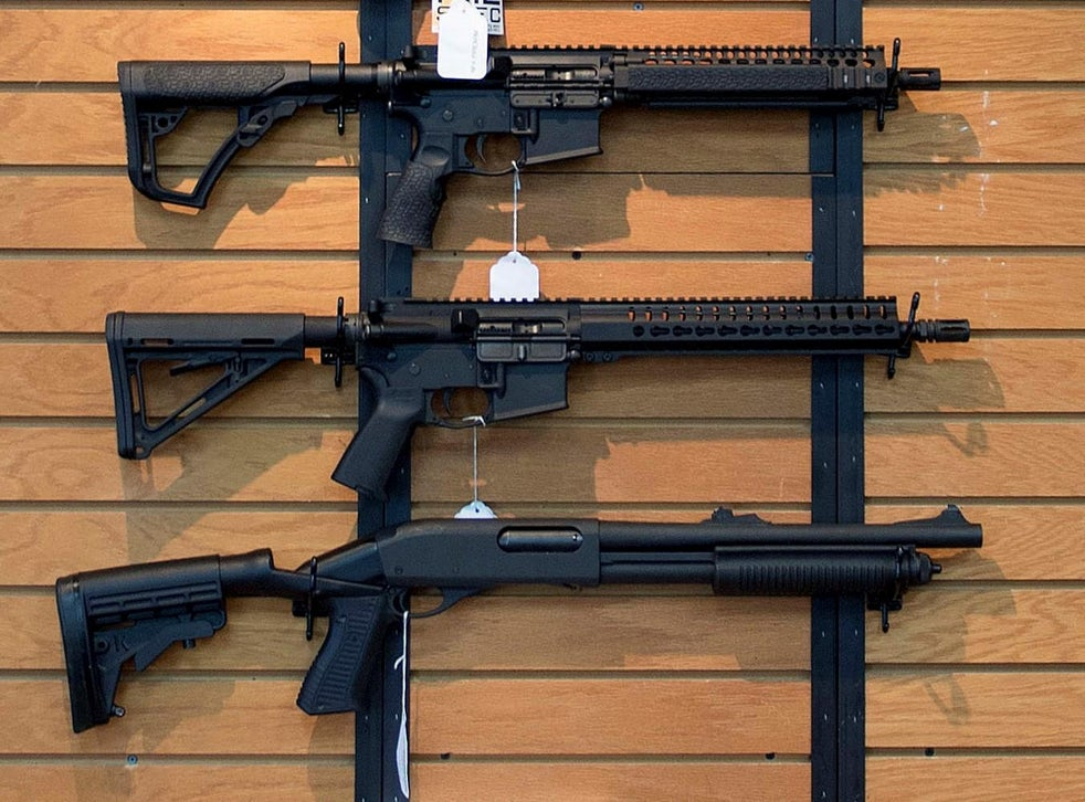 Guns listed for sale on Facebook using simple loophole | The Independent |  The Independent