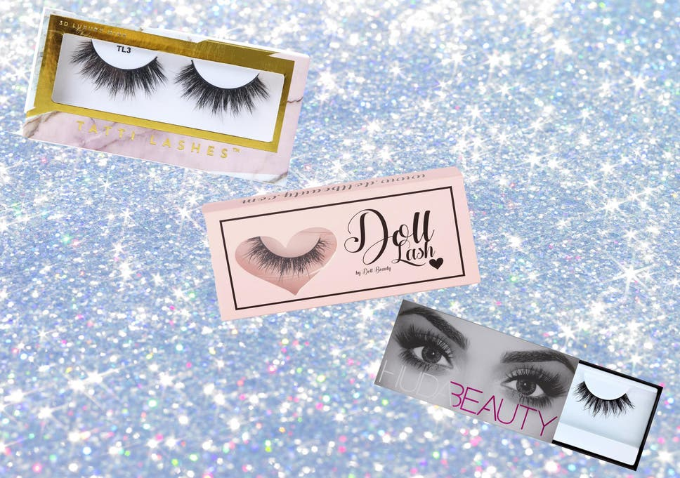 Best False Eyelashes Natural And Dramatic Falsies That Are Easy To