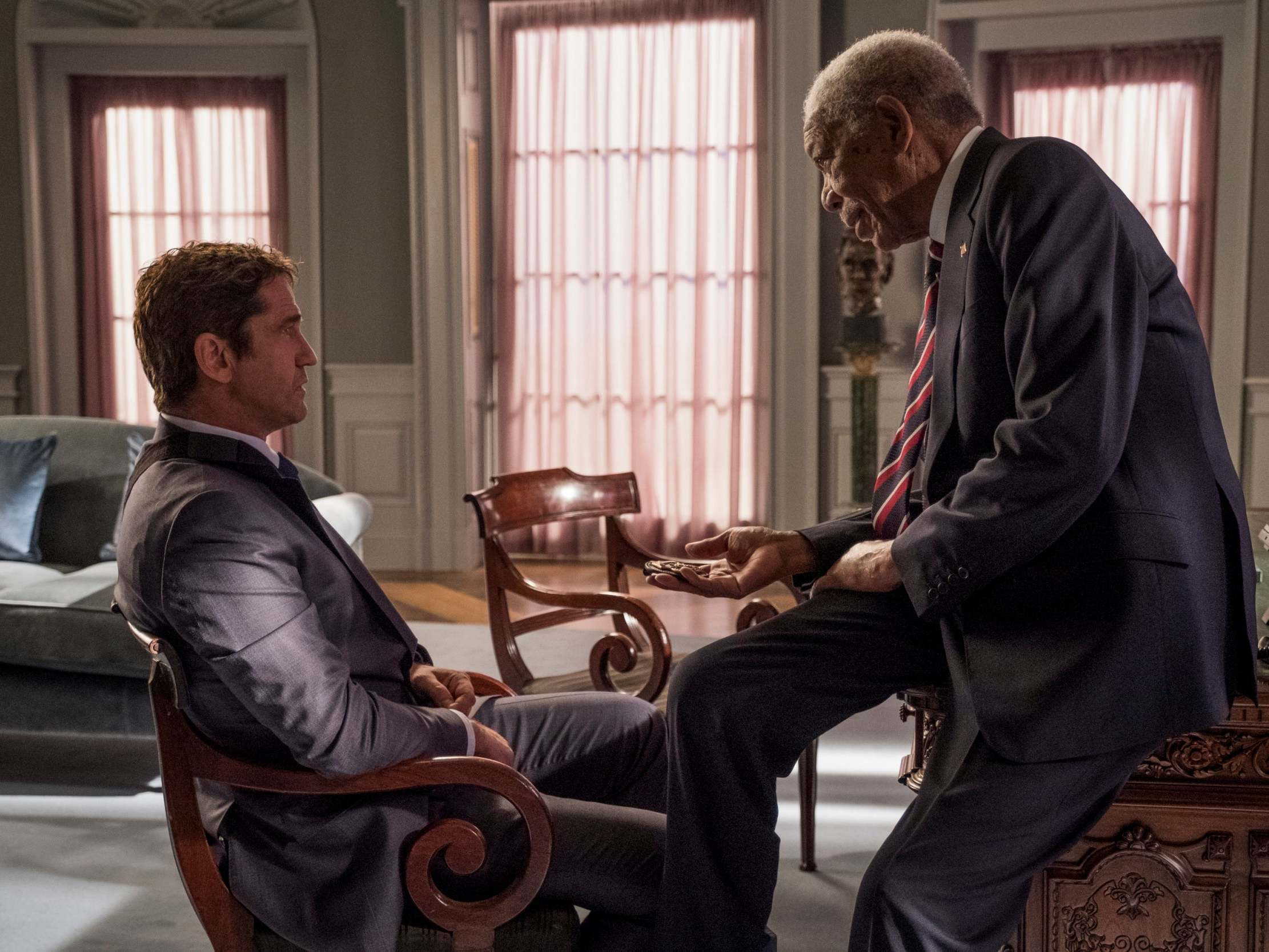 Angel Has Fallen review: A loud, ultra-violent, ugly-looking film in search of a soul