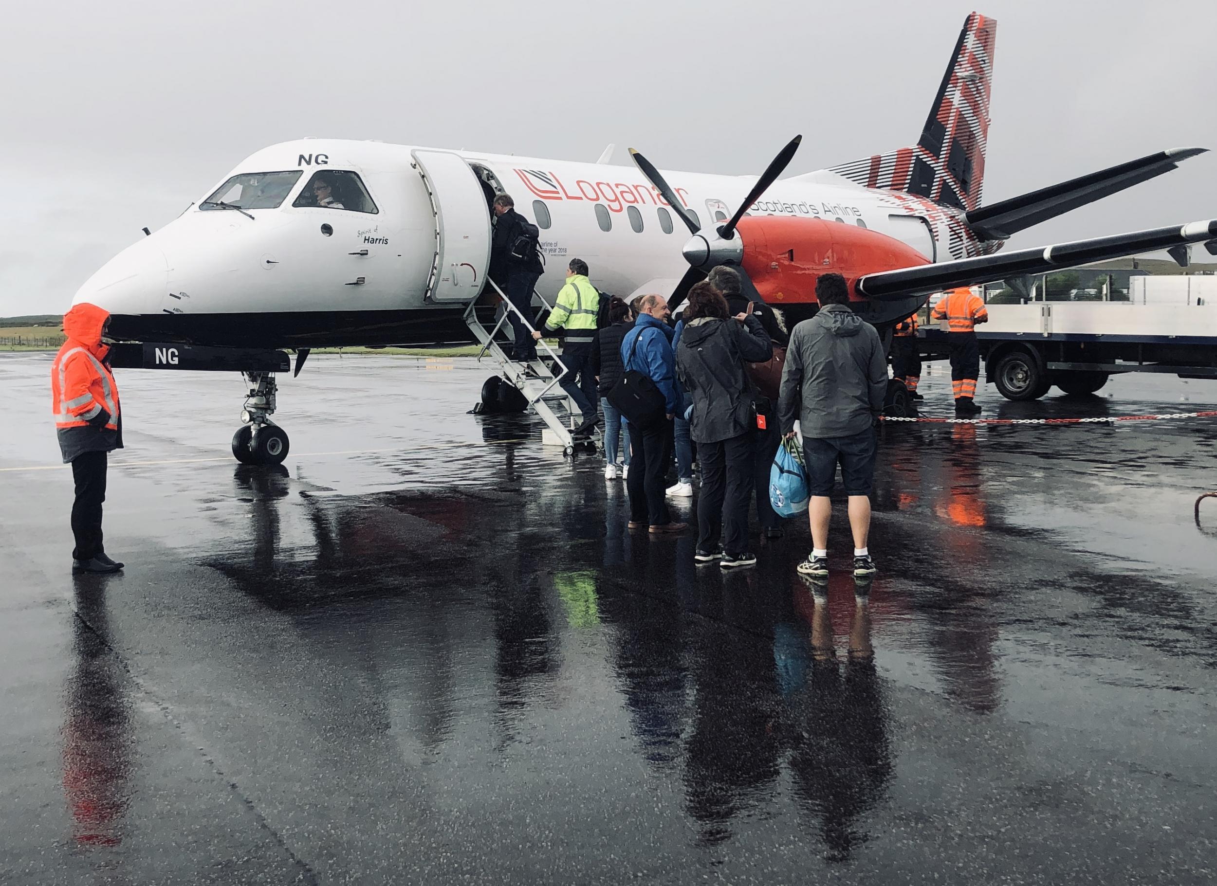 Belfast to Glasgow – the pretty way
