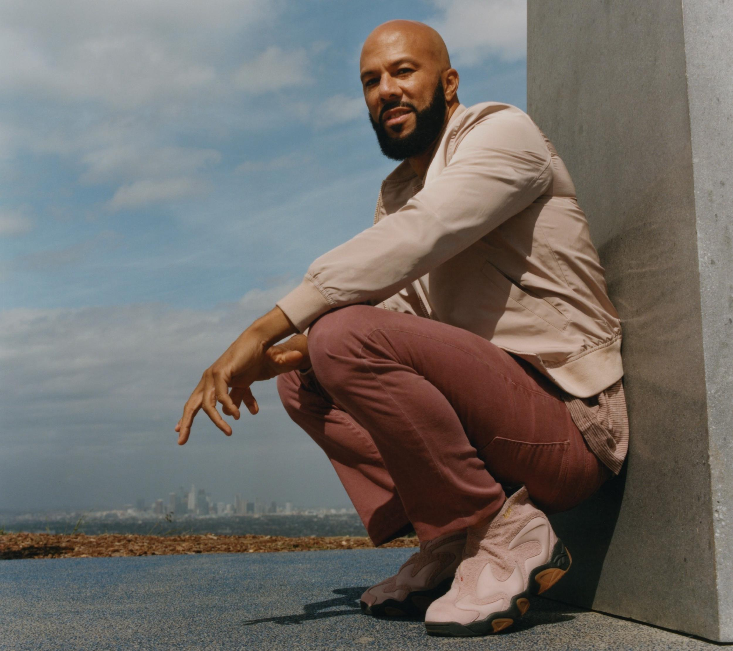 Common: 'Black people are not afforded the room to be human'