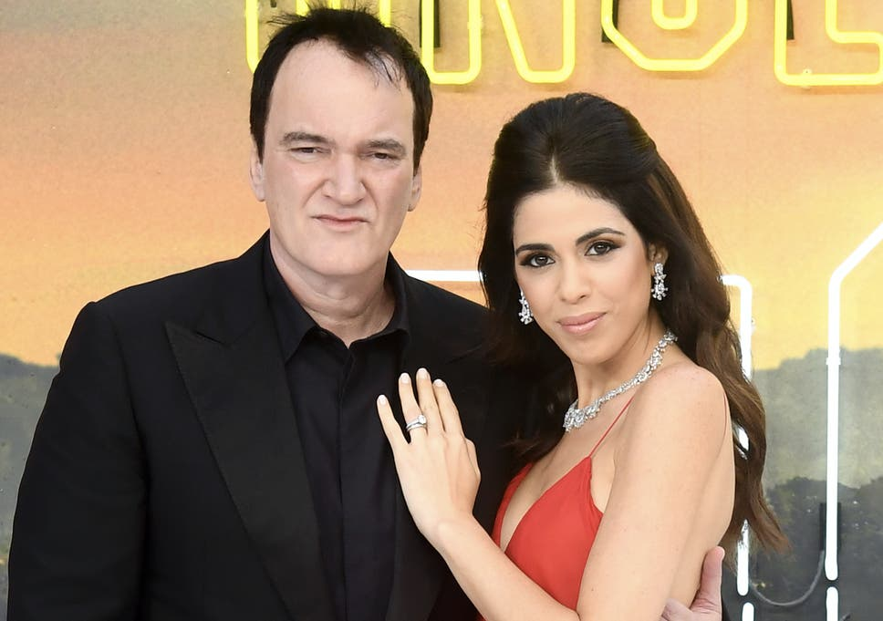 Quentin Tarantino And Wife Daniella Are Expecting Their