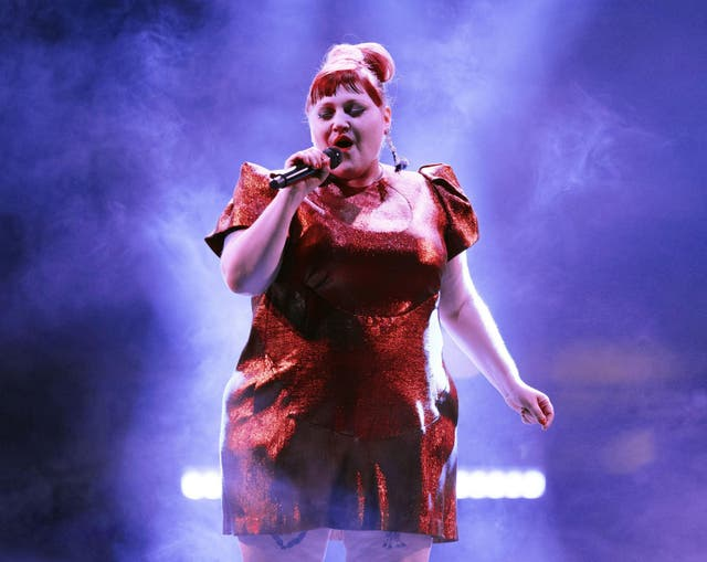 Beth Ditto: 'It's a really difficult place right now, to be queer'