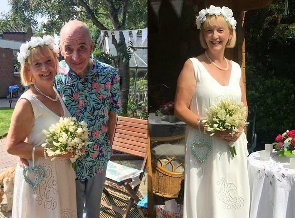 Couple marry again after husband with dementia proposes to wife he thought was his girlfriend