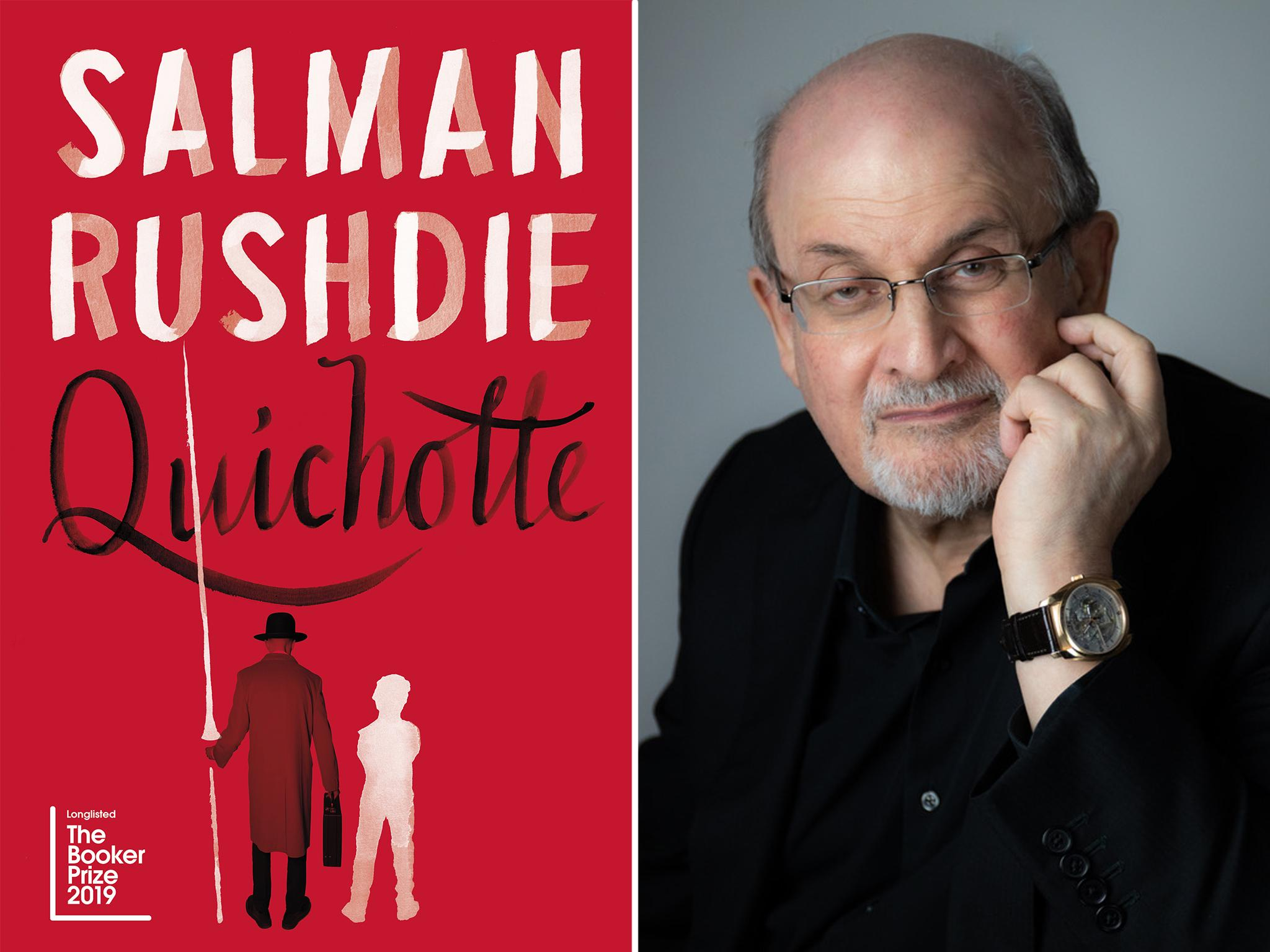 Quichotte by Salman Rushdie review: Bogged down by exhausting accumulations