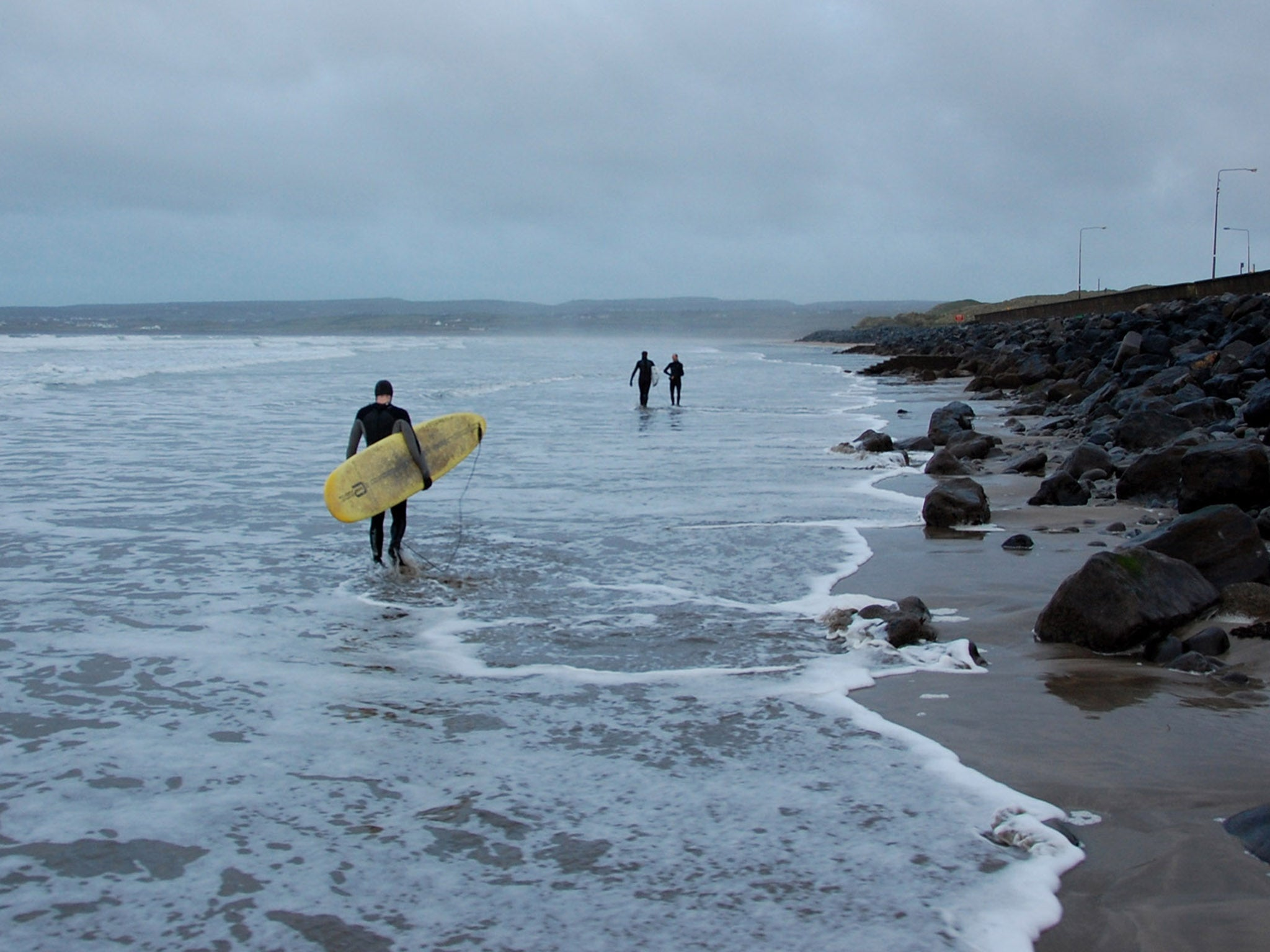Where the wild things are: The people chasing waves on Ireland's Atlantic Way