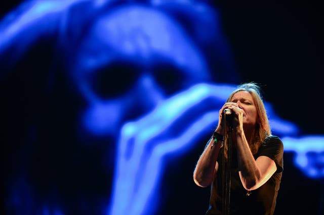 Lead singer Beth Gibbons offered a bleak, twisted and completely novel vision of what a blues singer could be