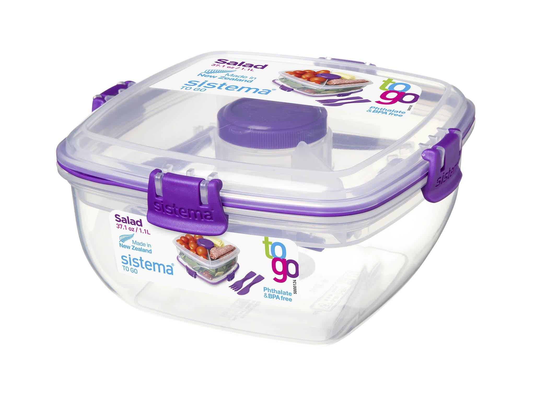 Best reusable lunchboxes that will help you reduce plastic waste