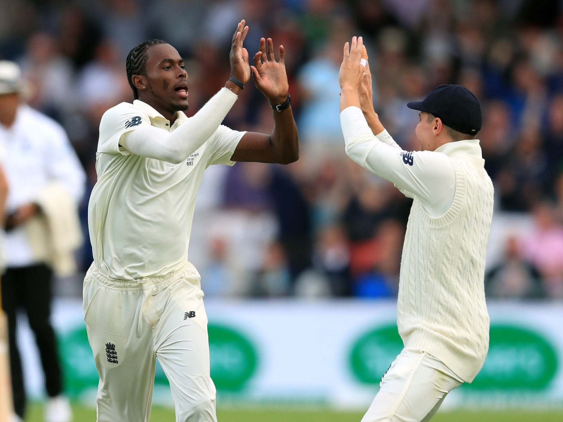 Ashes 2019 LIVE: Jofra Archer takes key wicket of David Warner - latest score and ball-by-ball updates