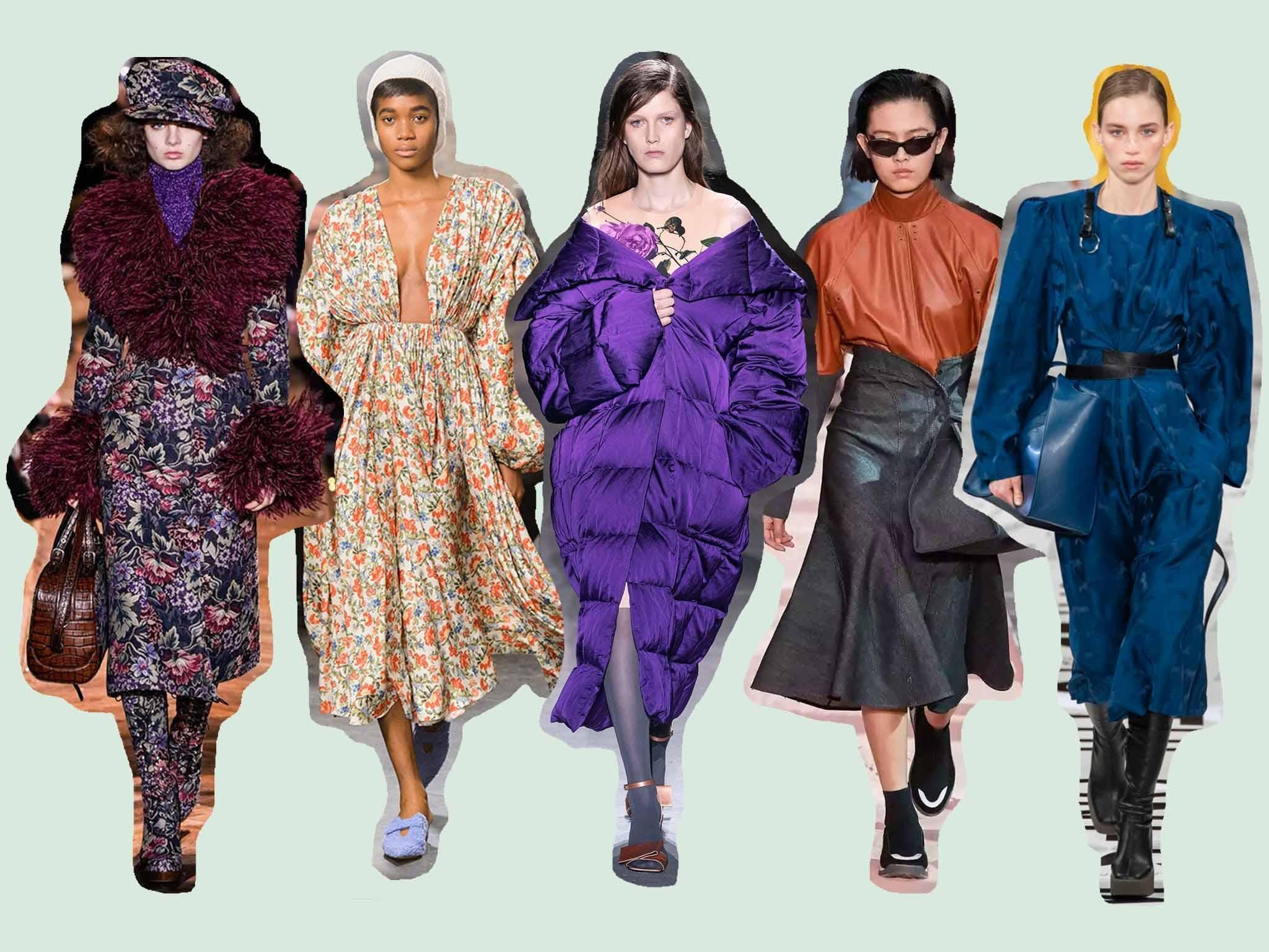 Autumn Winter 2019 Fashion Trends You Can Wear Right Now The Independent The Independent