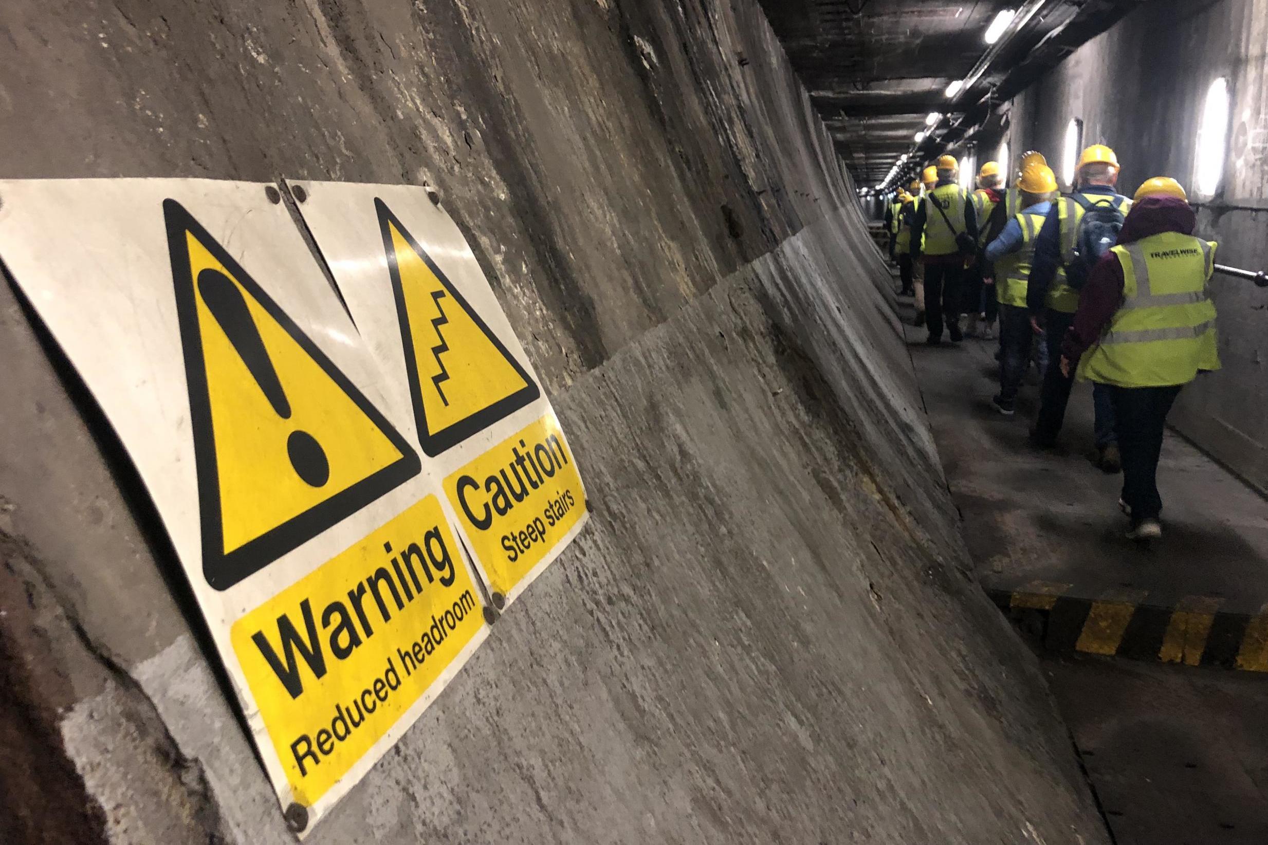 Going underground: A subterranean exploration of Liverpool