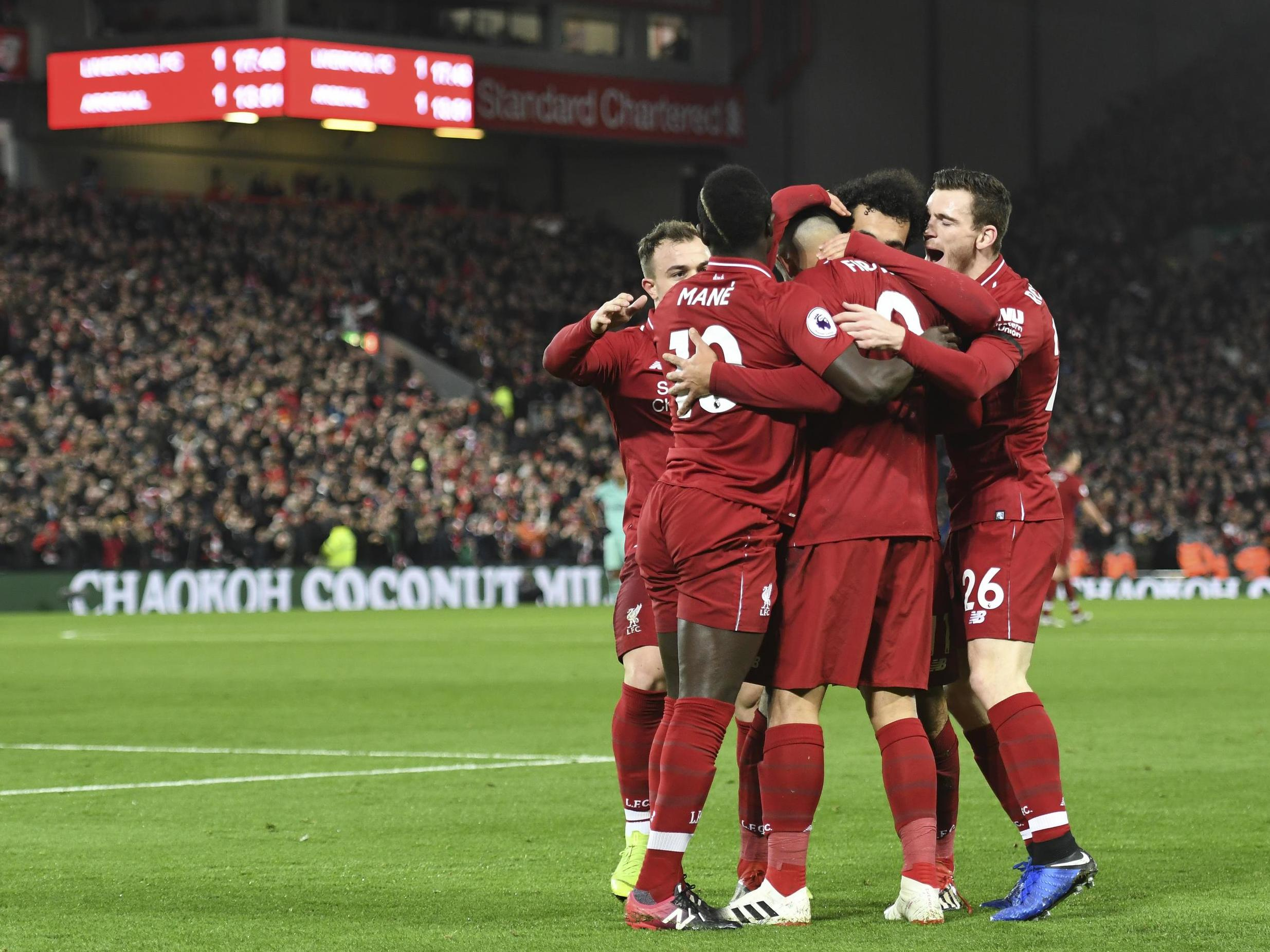 Liverpool vs Arsenal: How Reds copied the Gunners and then left them behind