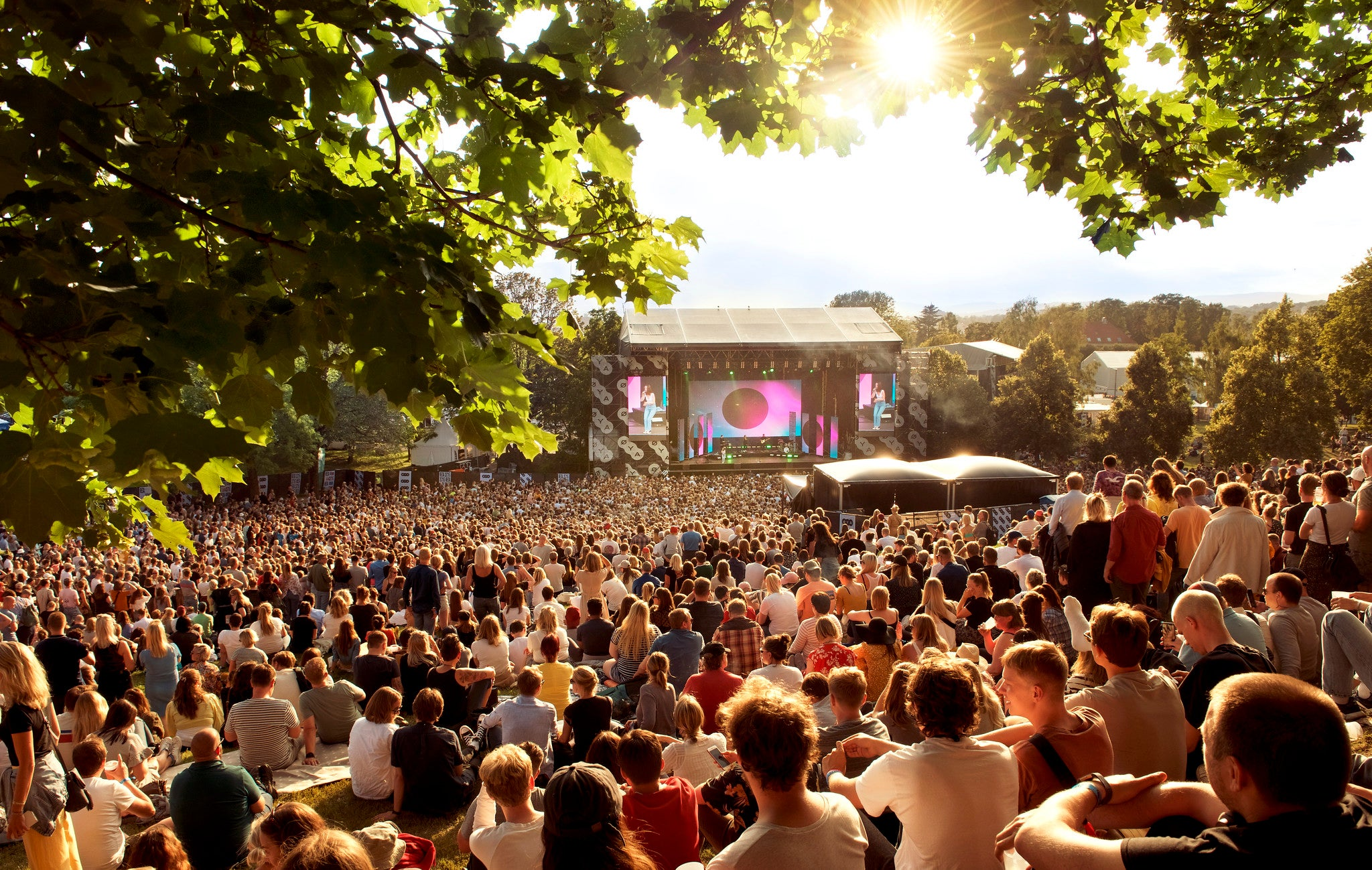 When it comes to sustainable festivals, Scandinavia has the UK beat – and Oya is proof of that