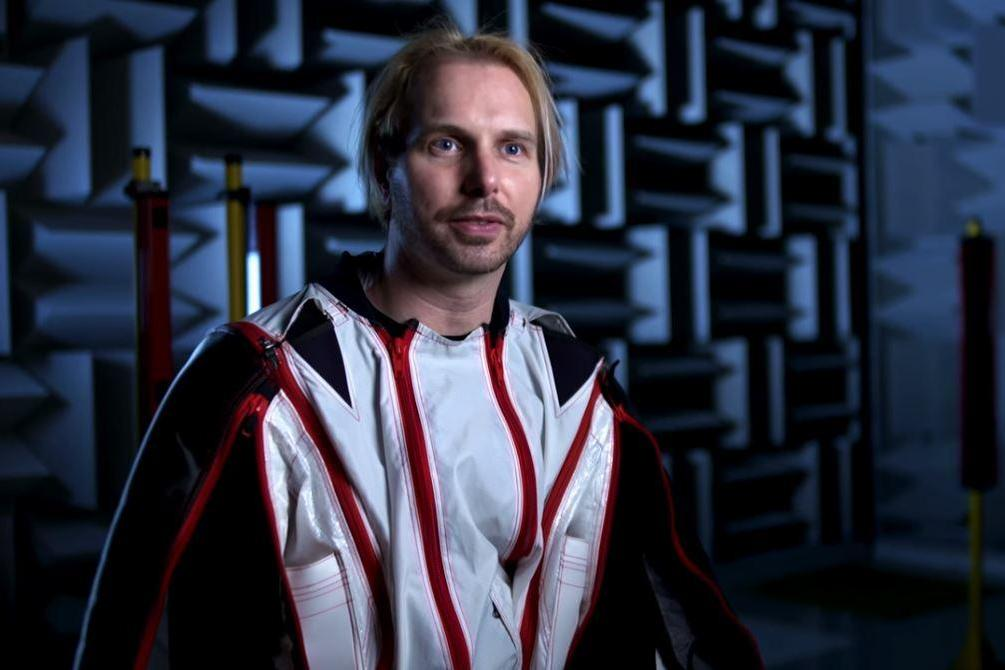 Angelo Grubisic: Space scientist and champion wingsuit flier known for his daredevil antics