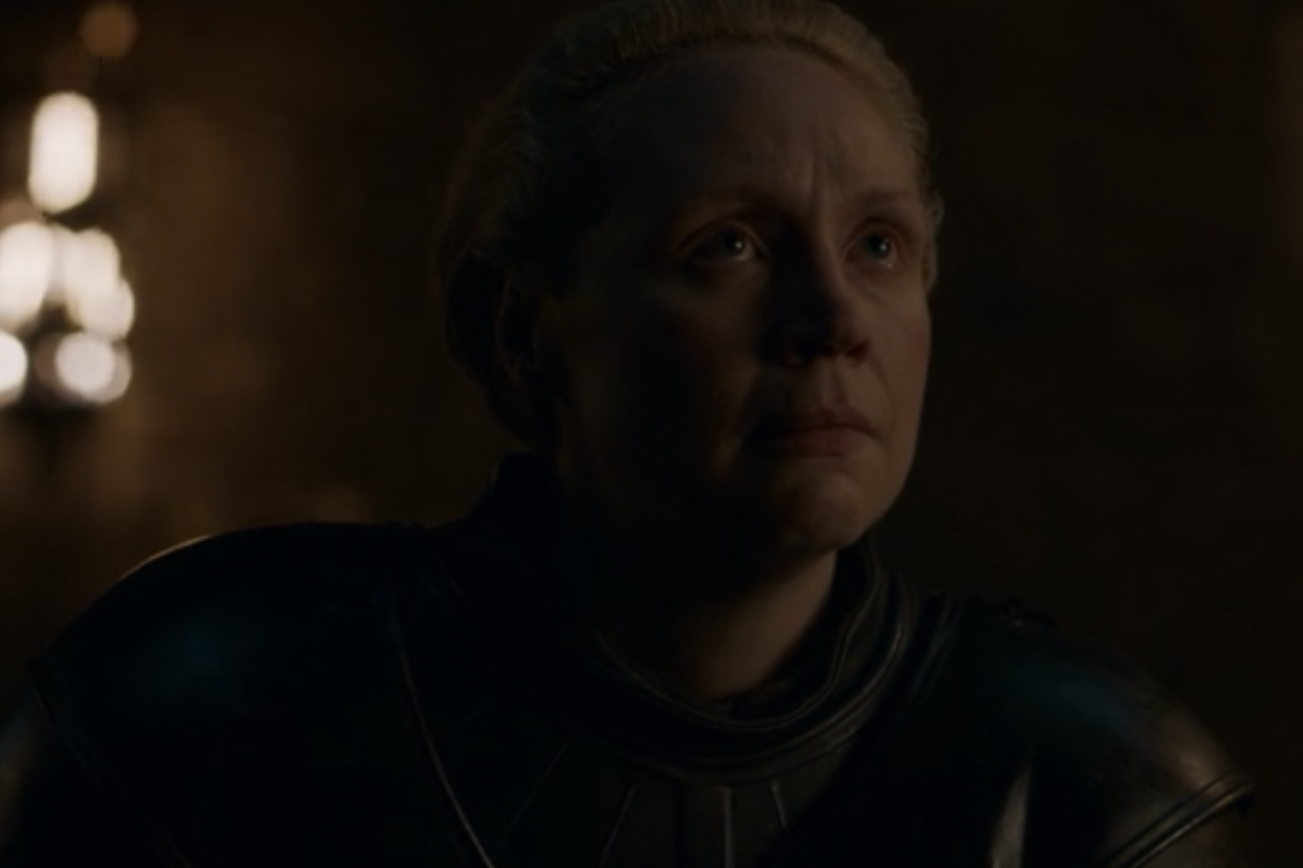 Game of Thrones star Gwendoline Christie reveals which season eight moment left her 'angry' for Brienne