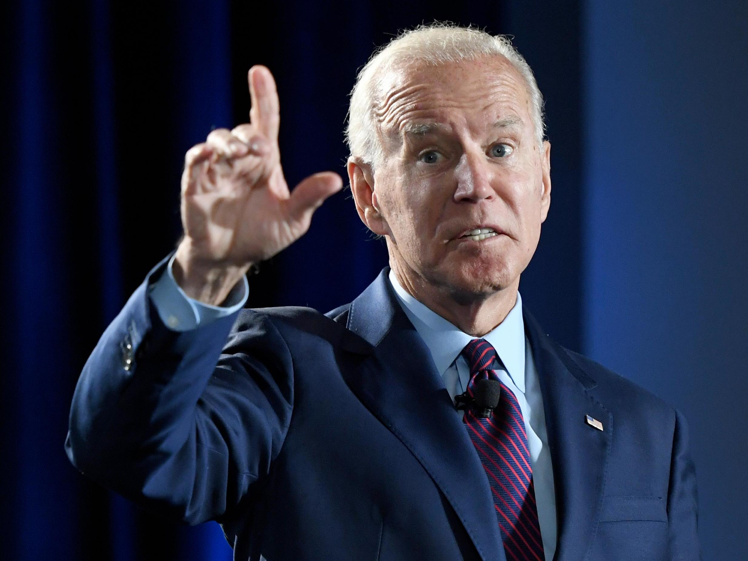 The Democratic nomination is a three-horse race between Biden, Bernie and Warren. That's a good thing for everyone