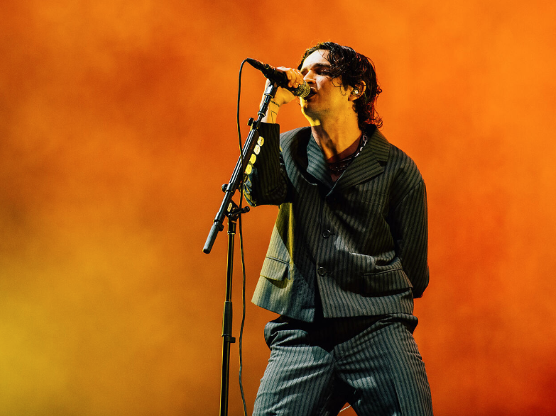 The 1975, Reading Festival review: anger, sincerity and Greta Thunberg brought together by the UK's most brilliantly odd band