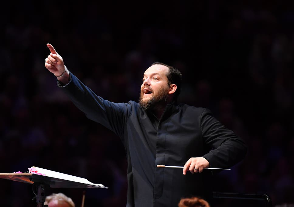 The Leipzig Gewandhaus Orchestra returned to the Proms for the first time under new Music Director Andris Nelsons.