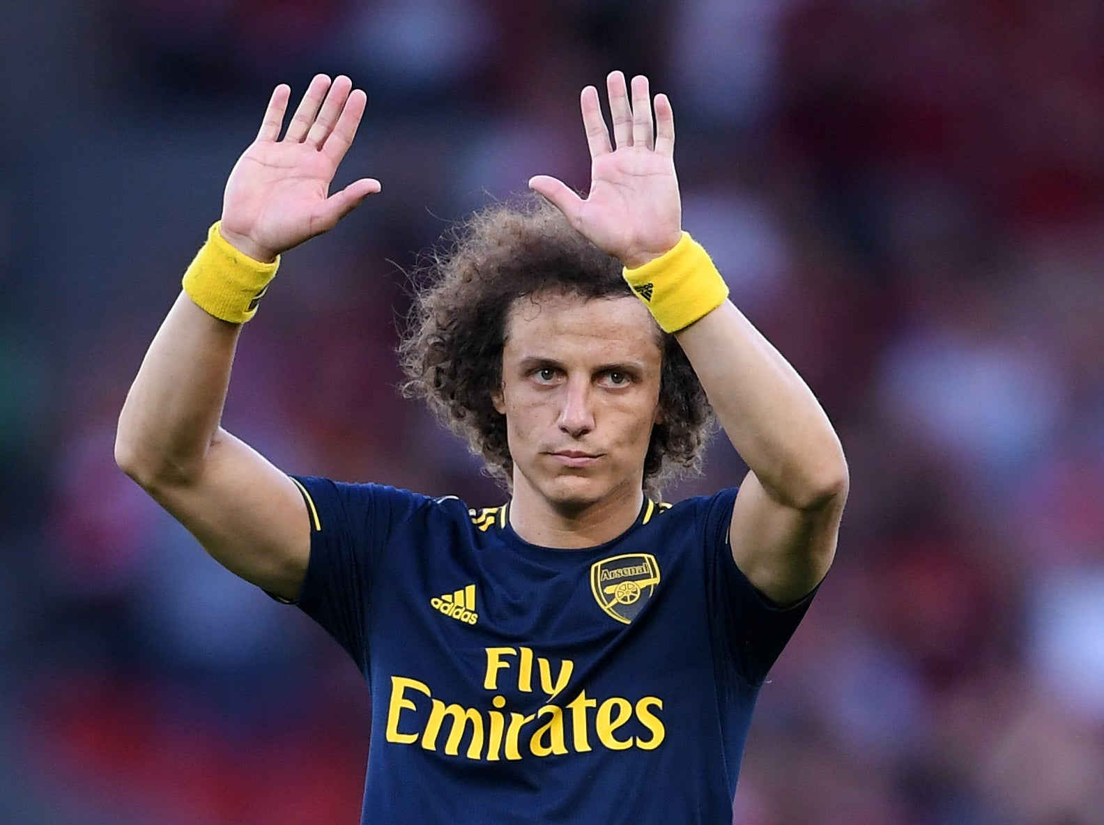 David Luiz's struggles for Arsenal against Liverpool leaves Unai Emery with some awkward questions to ask