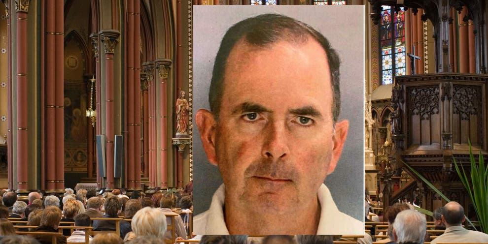 Another Pennsylvania Catholic Priest Charged Just Days
