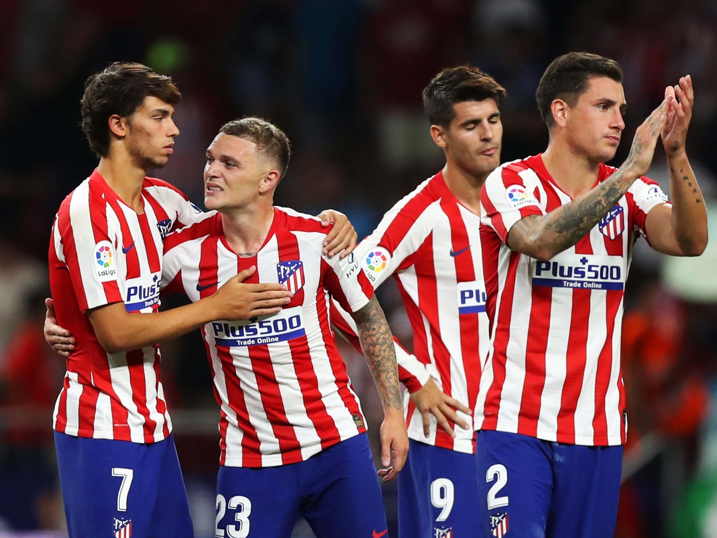 Leganes vs Atletico Madrid LIVE: Stream, prediction, latest score and goal updates from La Liga