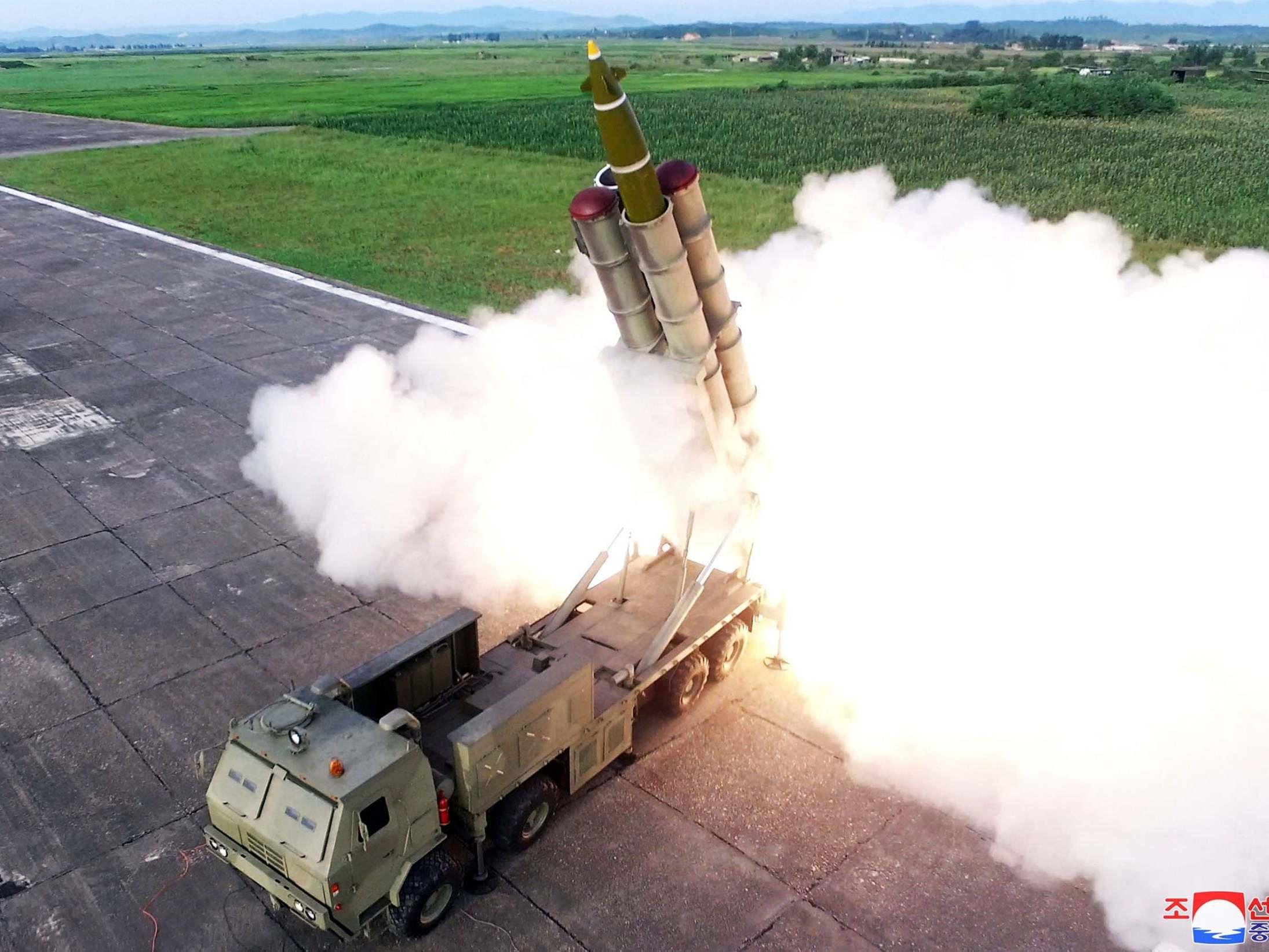 North Korea developing advanced warheads to penetrate