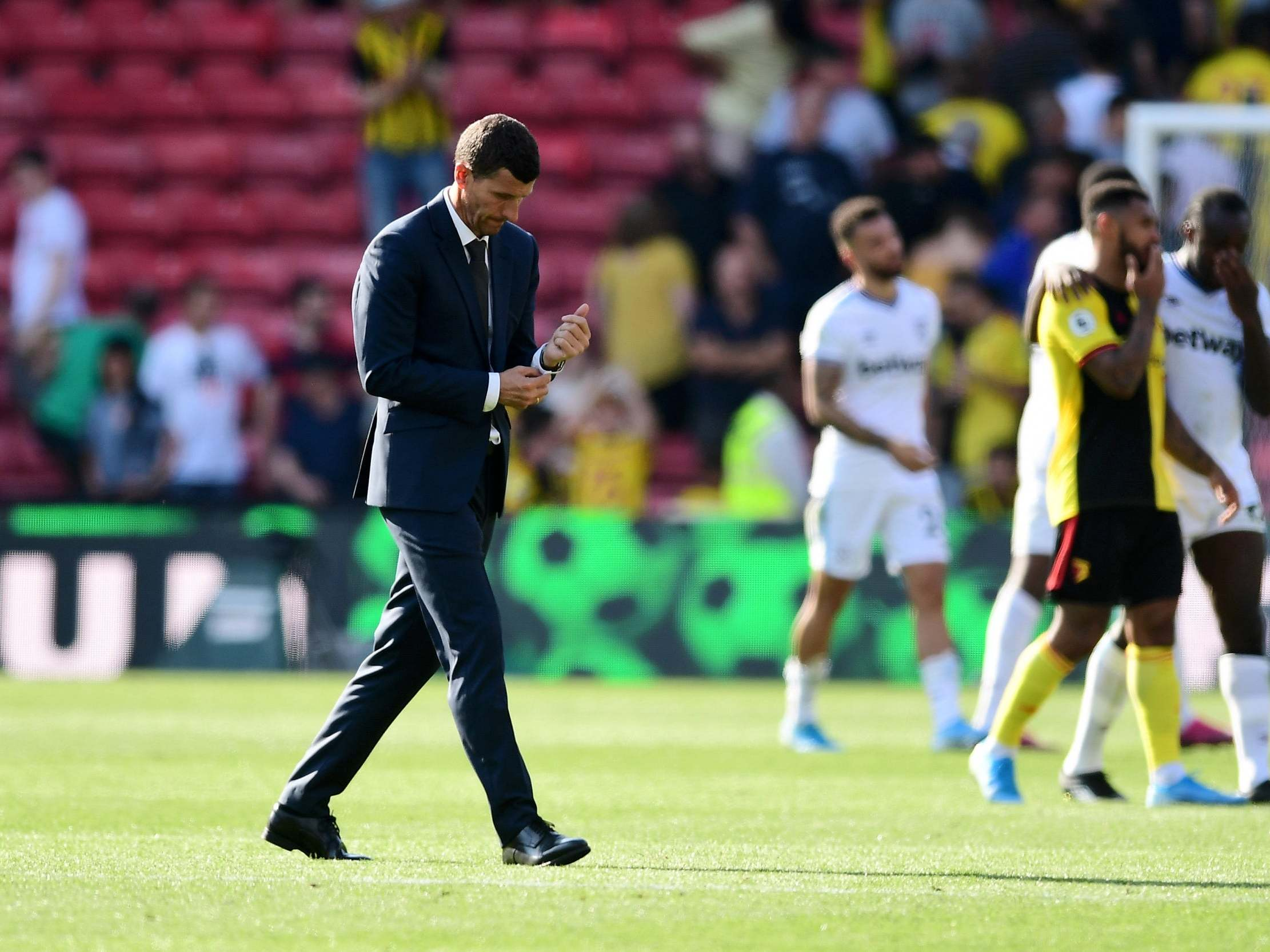 Javi Gracia urges Watford to kick-start season against Coventry after three Premier League defeats