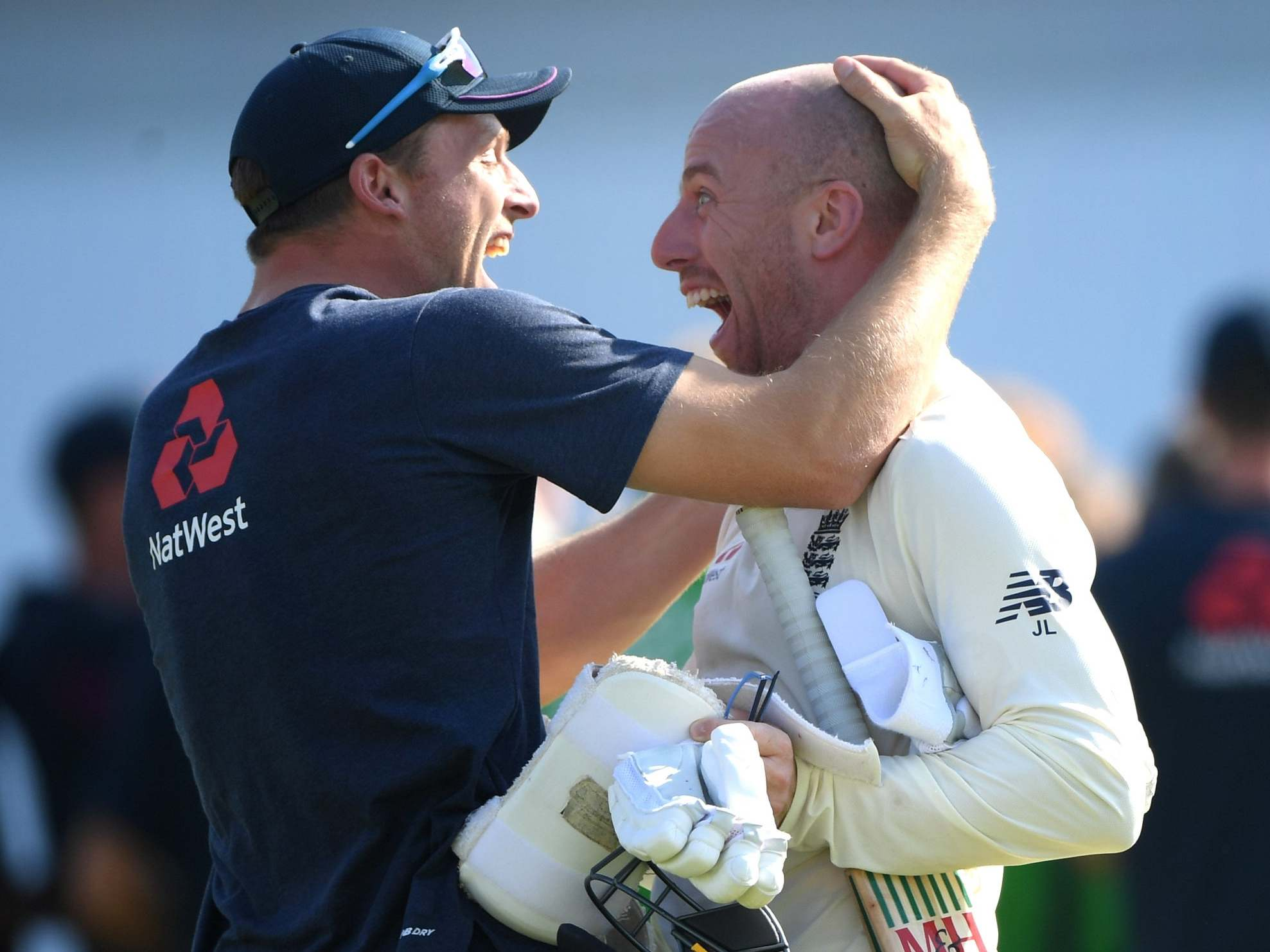 Ashes 2019: In praise of Jack Leach, England's everyday superhero hiding in plain sight