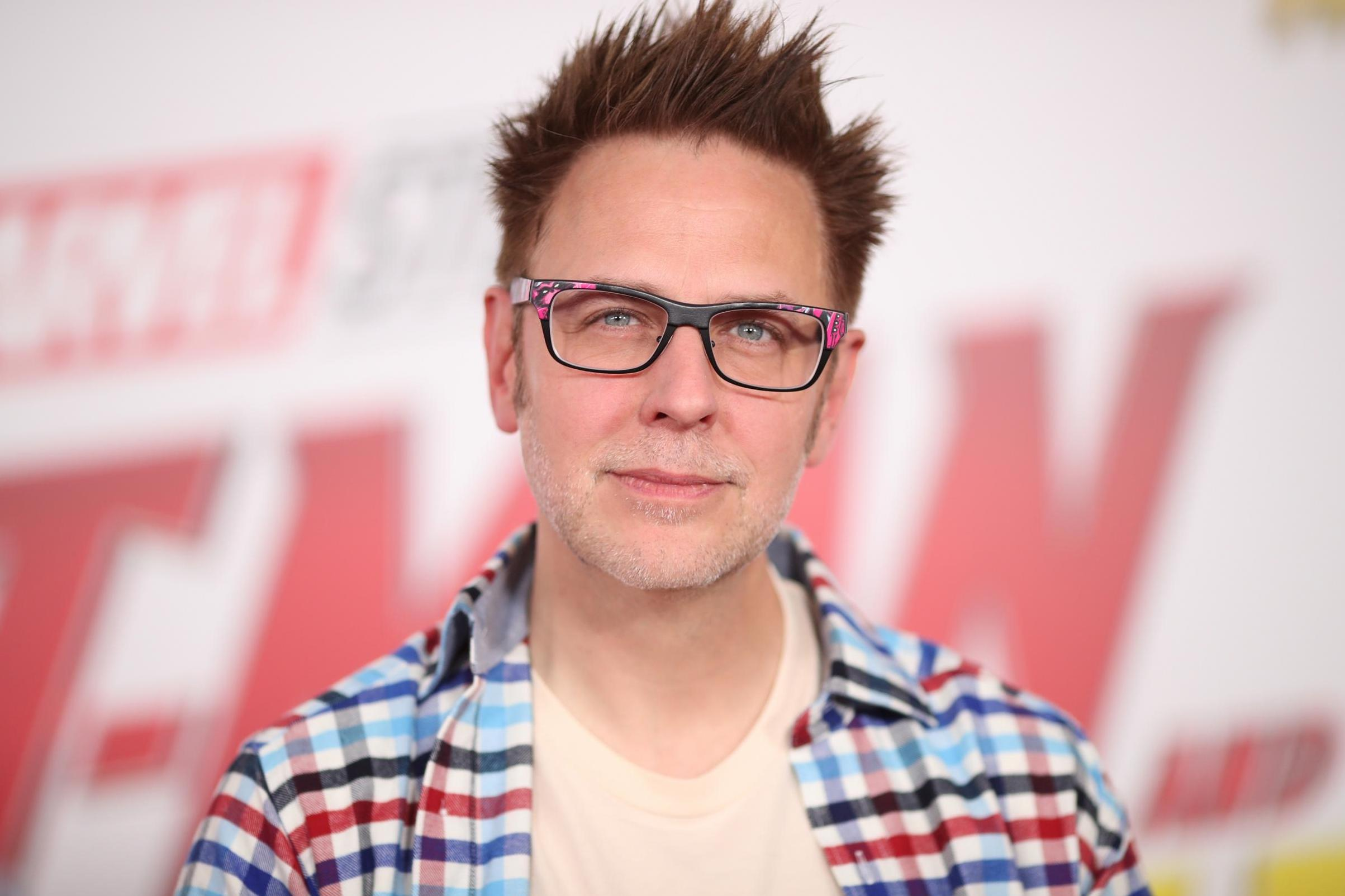 The Suicide Squad director James Gunn warns against 'scam' casting ad