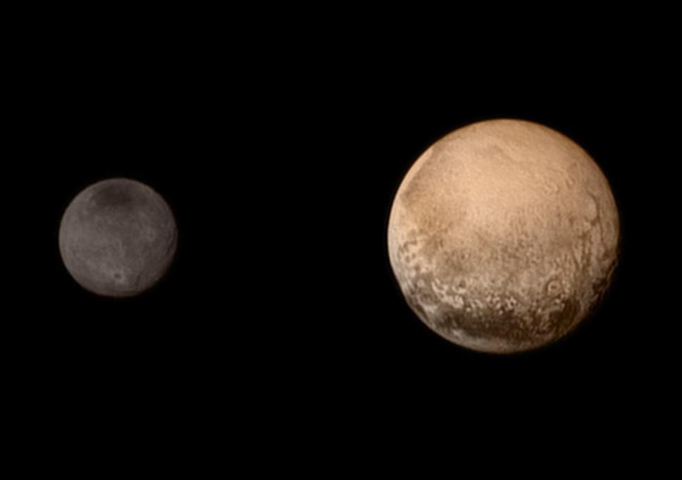 Pluto is a planet, Nasa chief says | The Independent