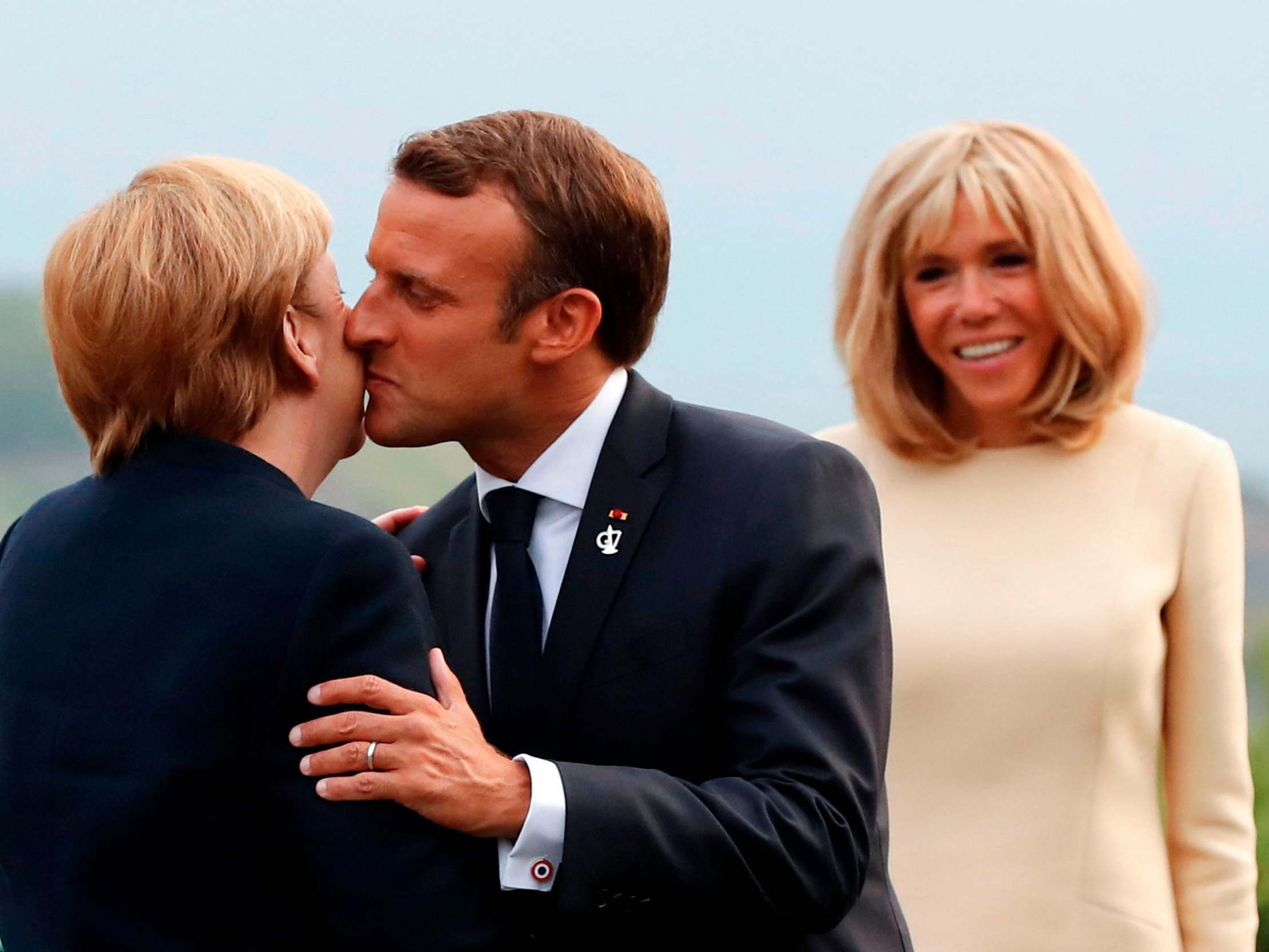 Macron Bolsonaro Clash Feud Escalates As Brazil President Mocks French First Lady S Looks The Independent The Independent